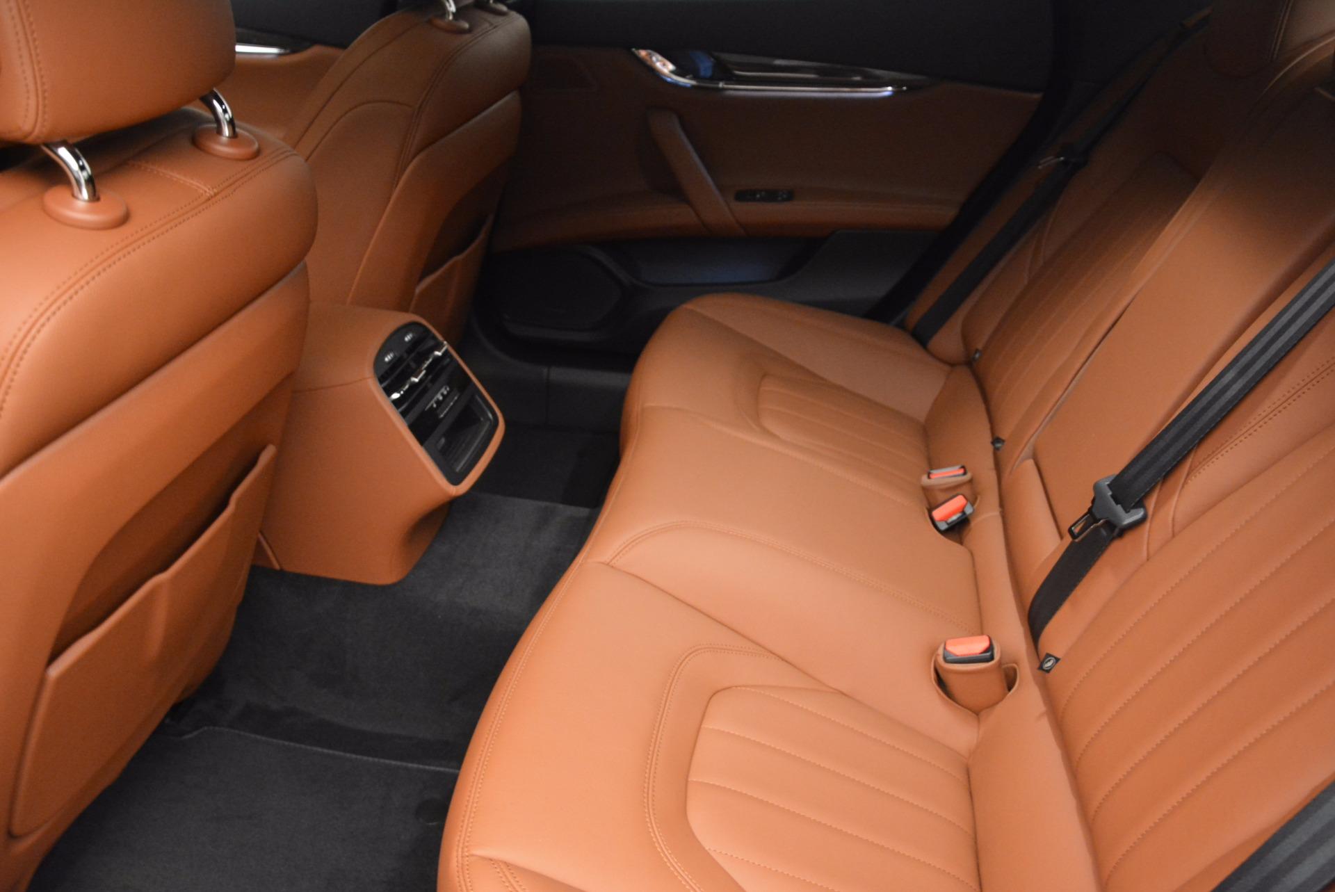 New 2017 Maserati Quattroporte S Q4 GranLusso For Sale In Westport, CT 716_p17