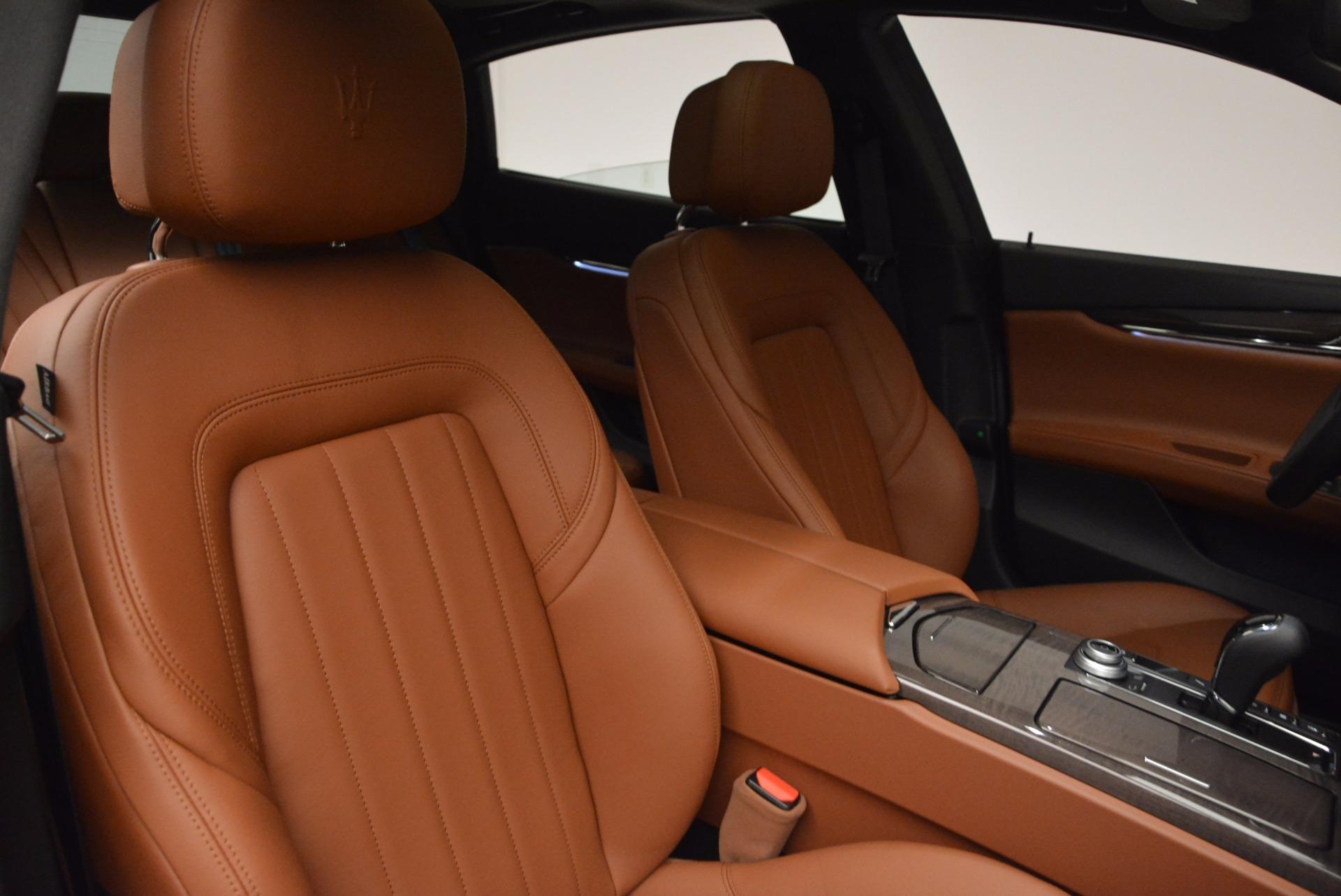 New 2017 Maserati Quattroporte S Q4 GranLusso For Sale In Westport, CT 716_p19
