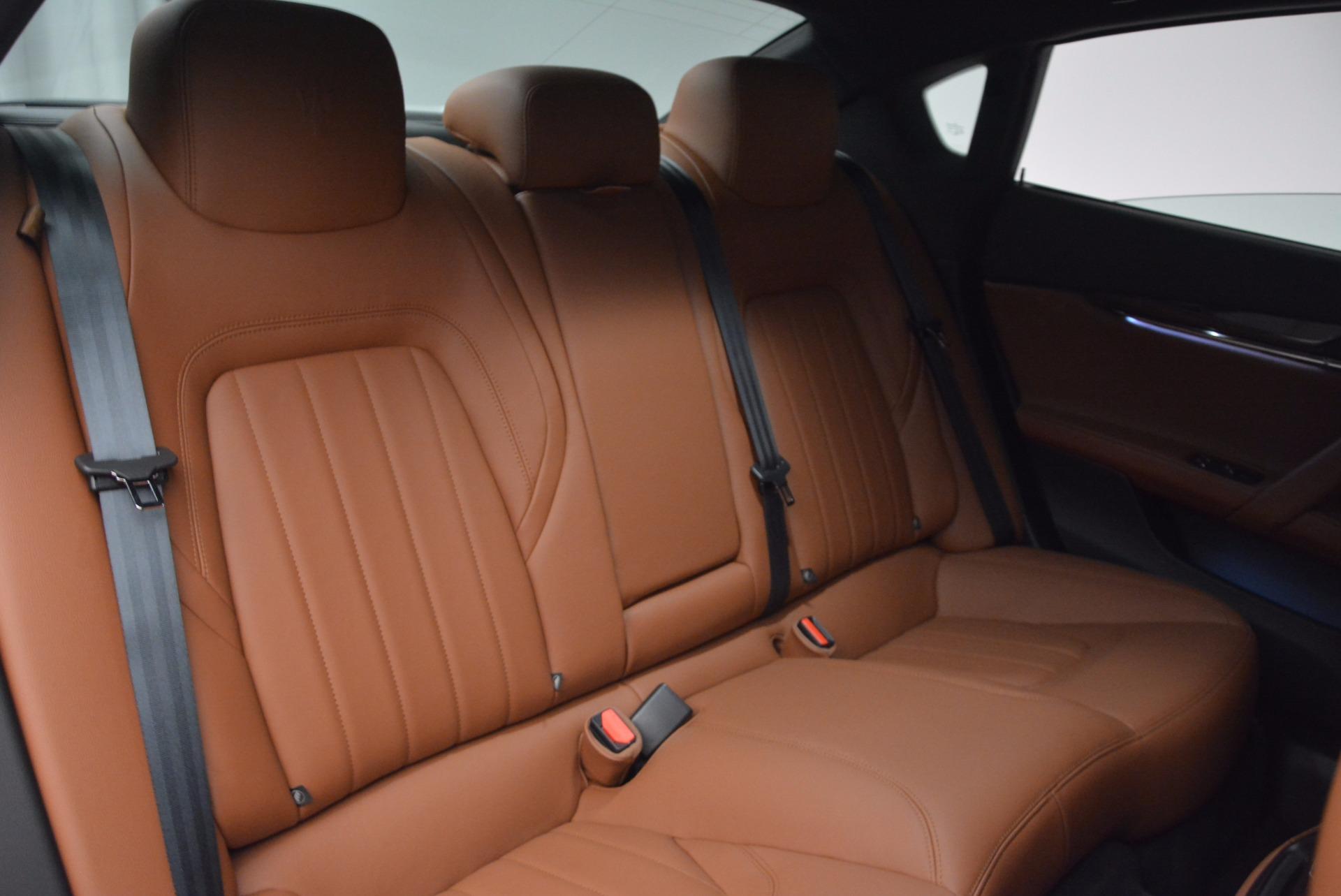 New 2017 Maserati Quattroporte S Q4 GranLusso For Sale In Westport, CT 716_p25