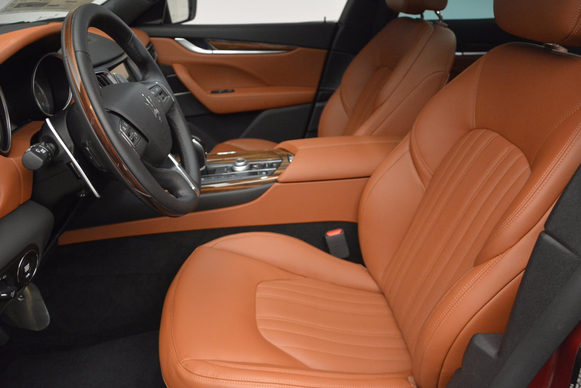 New 2017 Maserati Levante S For Sale In Westport, CT 717_p15