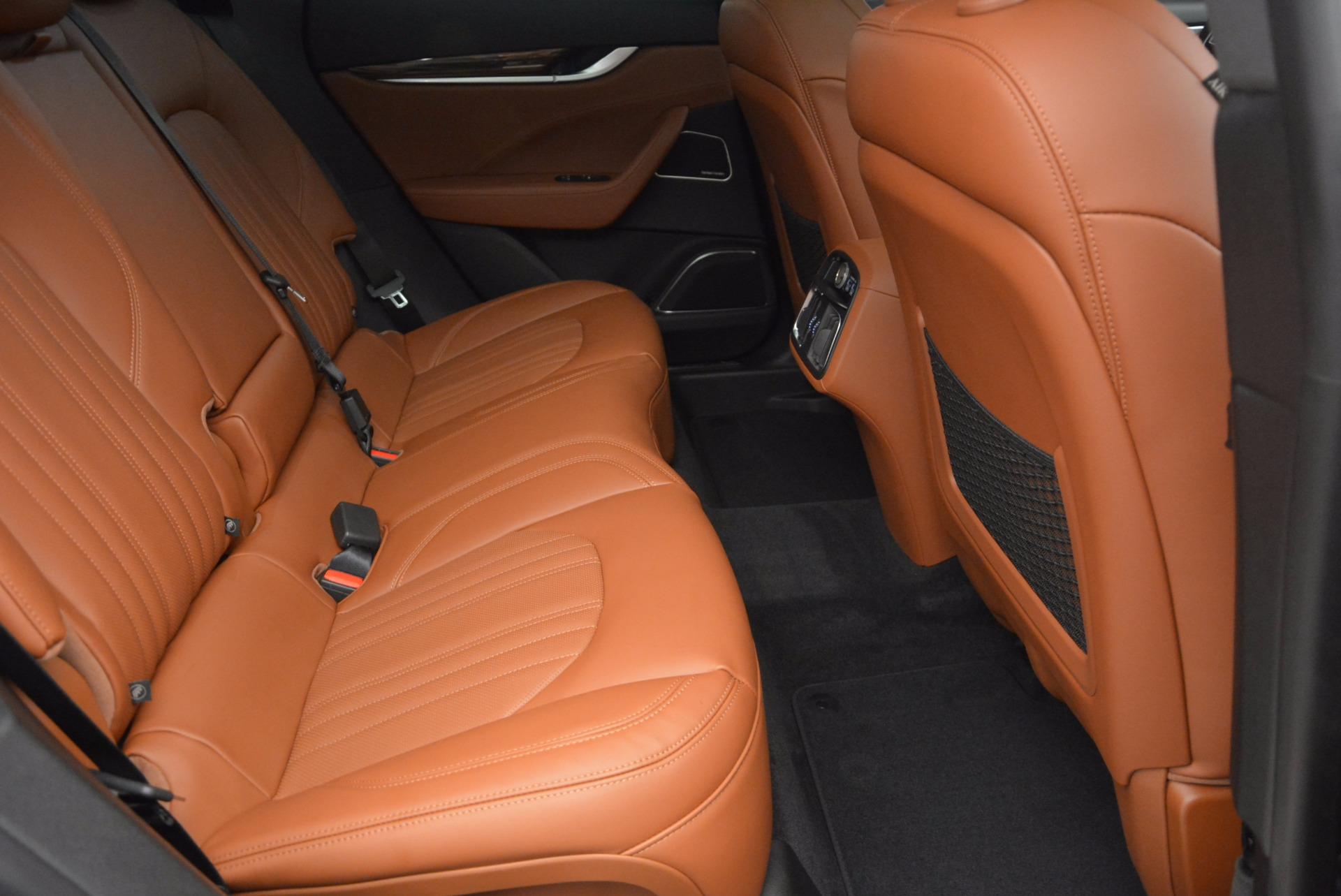 New 2017 Maserati Levante S For Sale In Westport, CT 717_p24