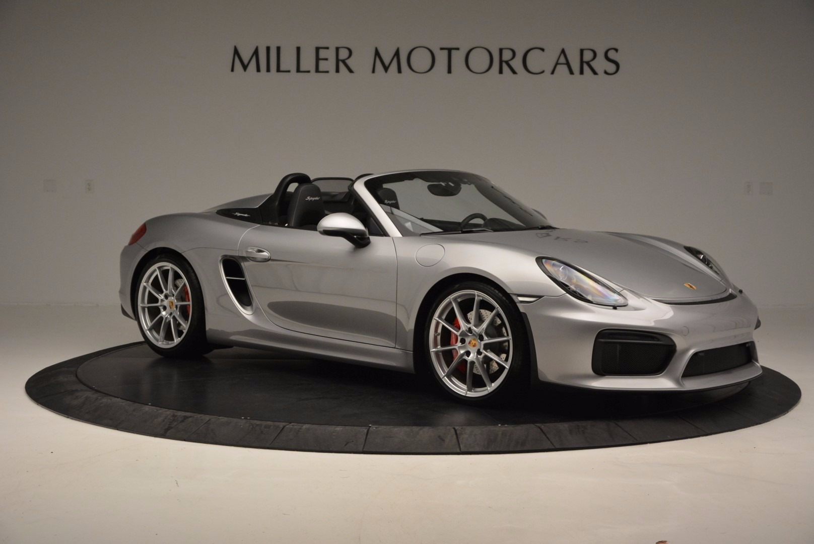 Used 2016 Porsche Boxster Spyder For Sale In Westport, CT 718_p10
