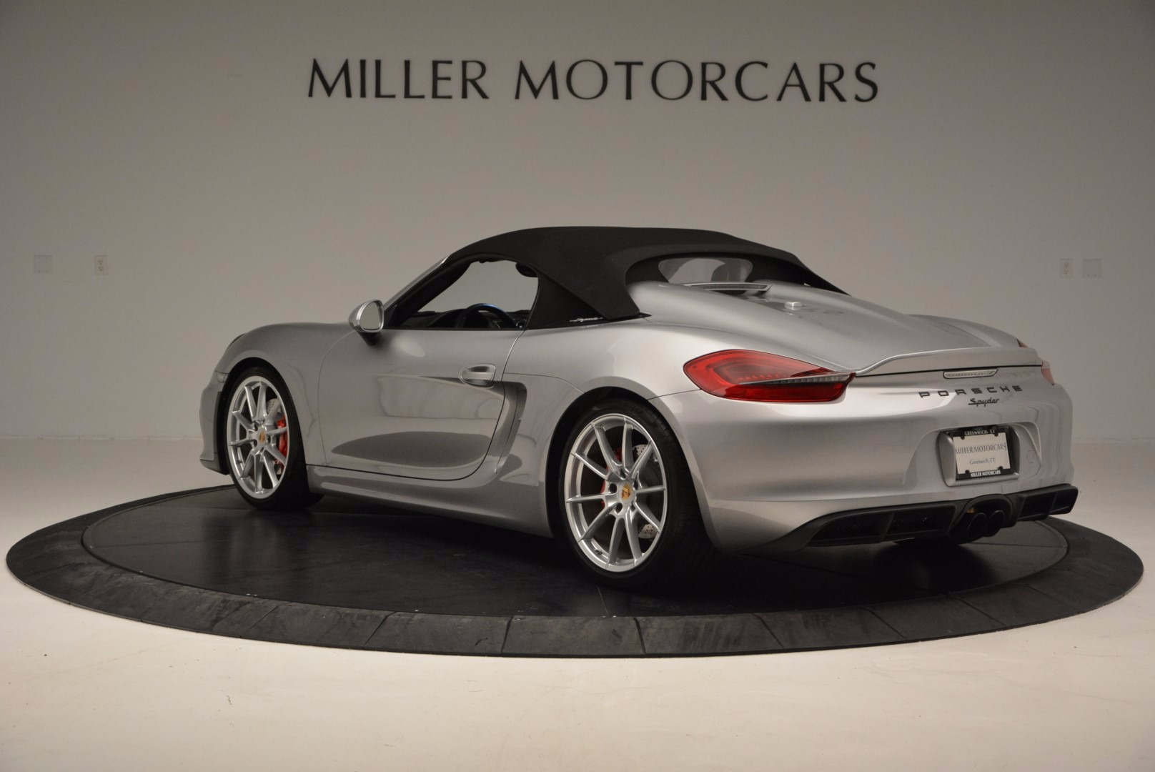 Used 2016 Porsche Boxster Spyder For Sale In Westport, CT 718_p15