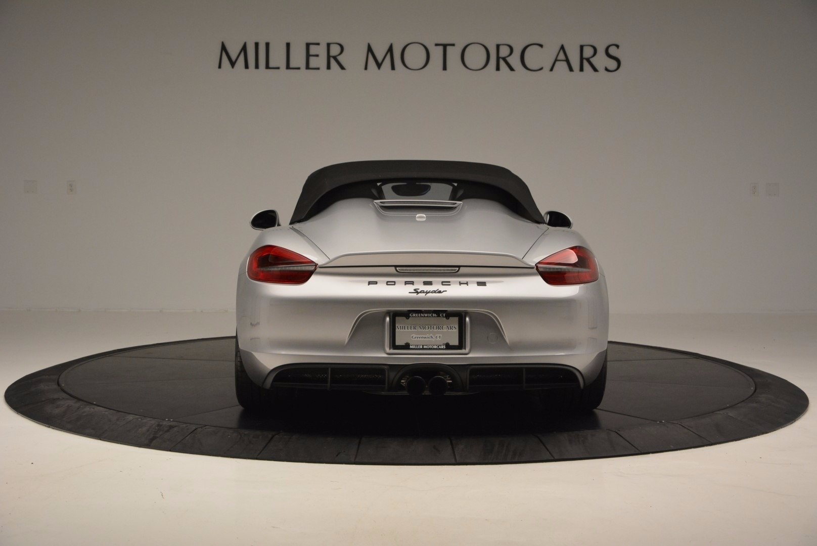 Used 2016 Porsche Boxster Spyder For Sale In Westport, CT 718_p16