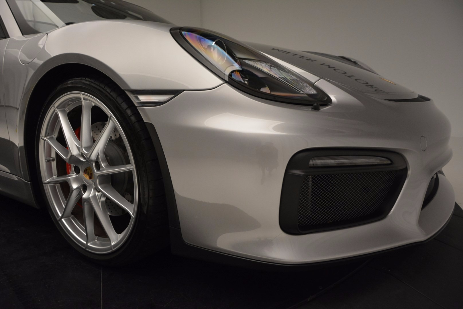 Used 2016 Porsche Boxster Spyder For Sale In Westport, CT 718_p26