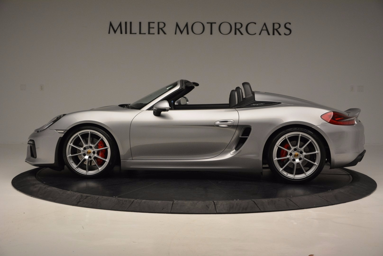 Used 2016 Porsche Boxster Spyder For Sale In Westport, CT 718_p3