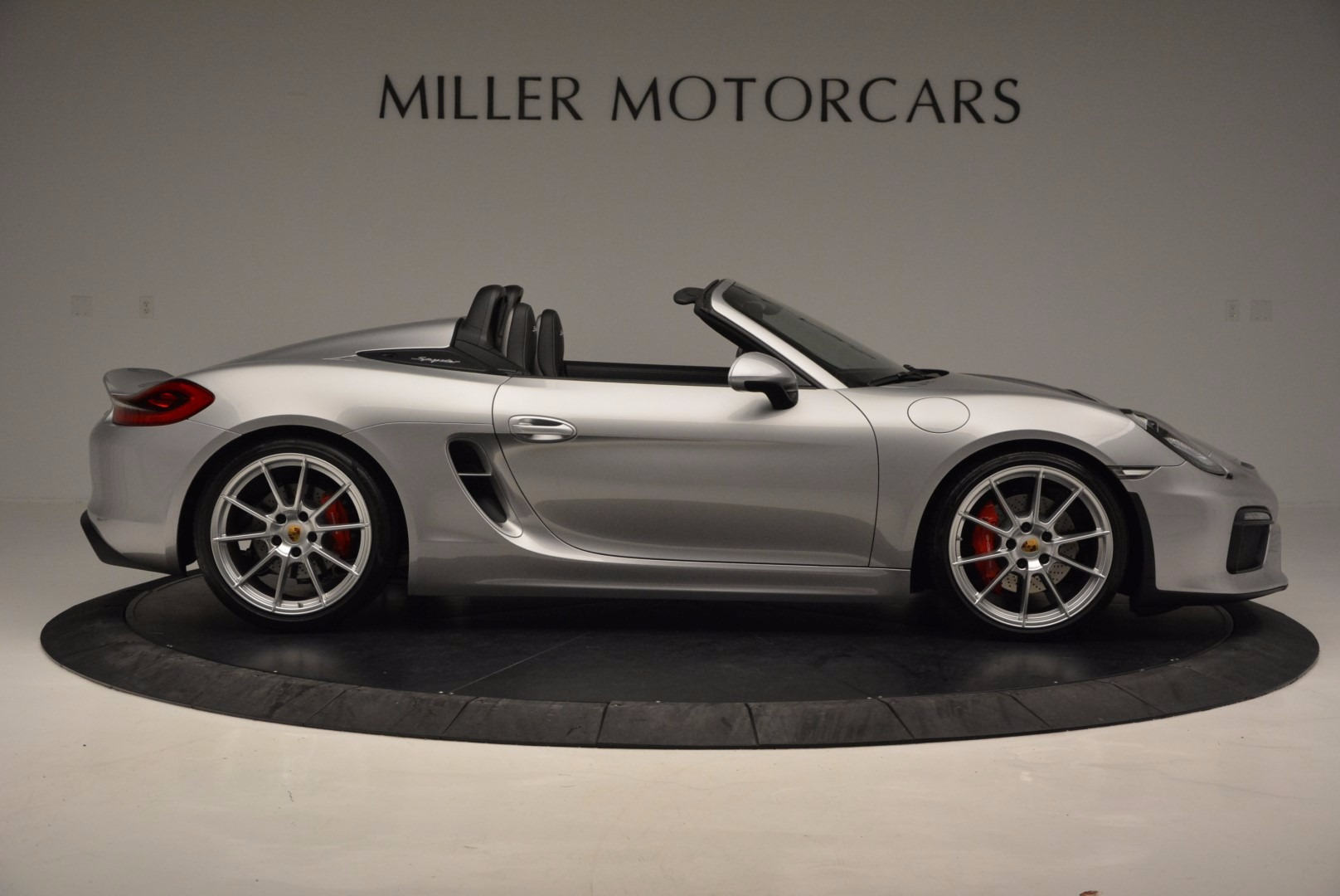 Used 2016 Porsche Boxster Spyder For Sale In Westport, CT 718_p9