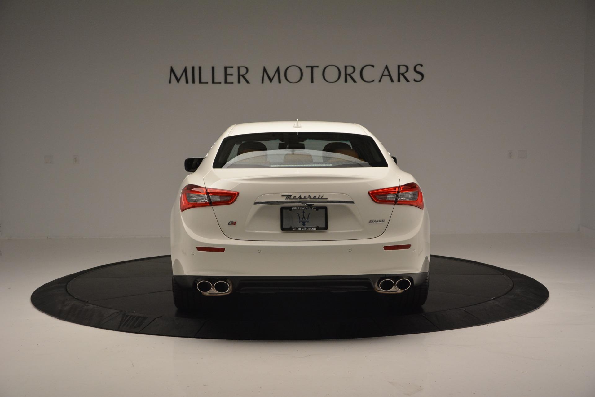 Used 2017 Maserati Ghibli S Q4 Ex-Loaner For Sale In Westport, CT 719_p6