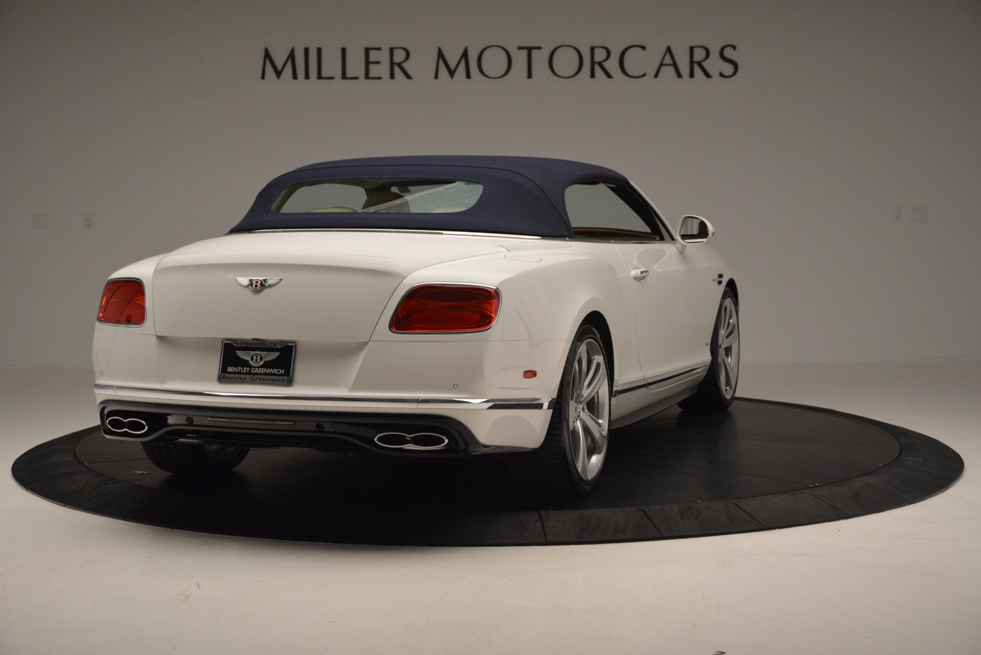 New 2017 Bentley Continental GT V8 S For Sale In Westport, CT 721_p20