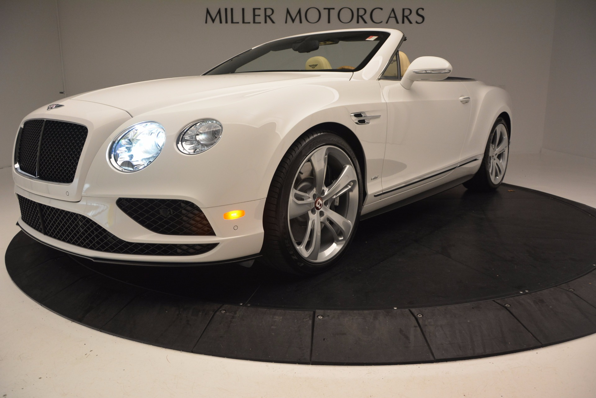 New 2017 Bentley Continental GT V8 S For Sale In Westport, CT 721_p25
