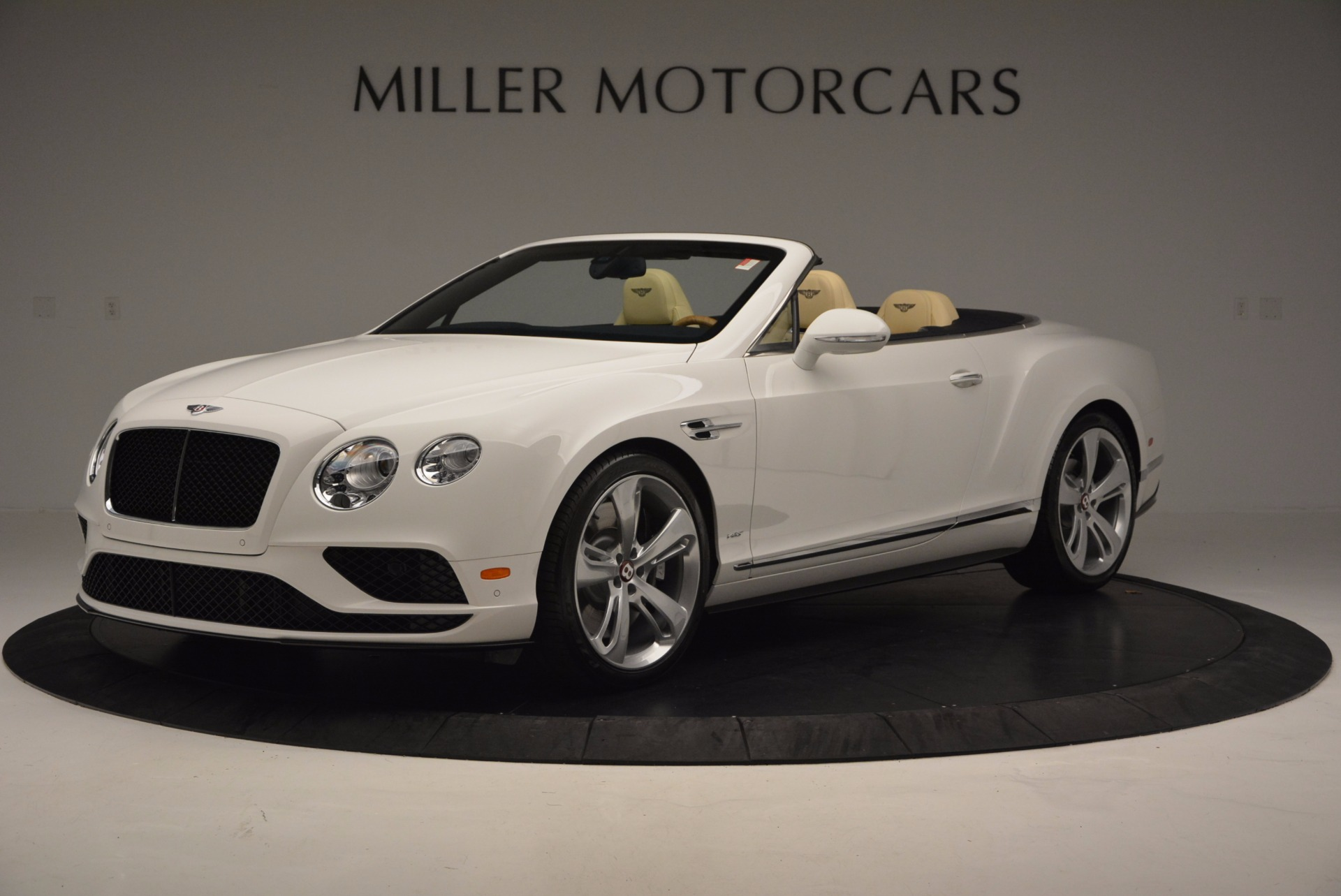 New 2017 Bentley Continental GT V8 S For Sale In Westport, CT 721_p2