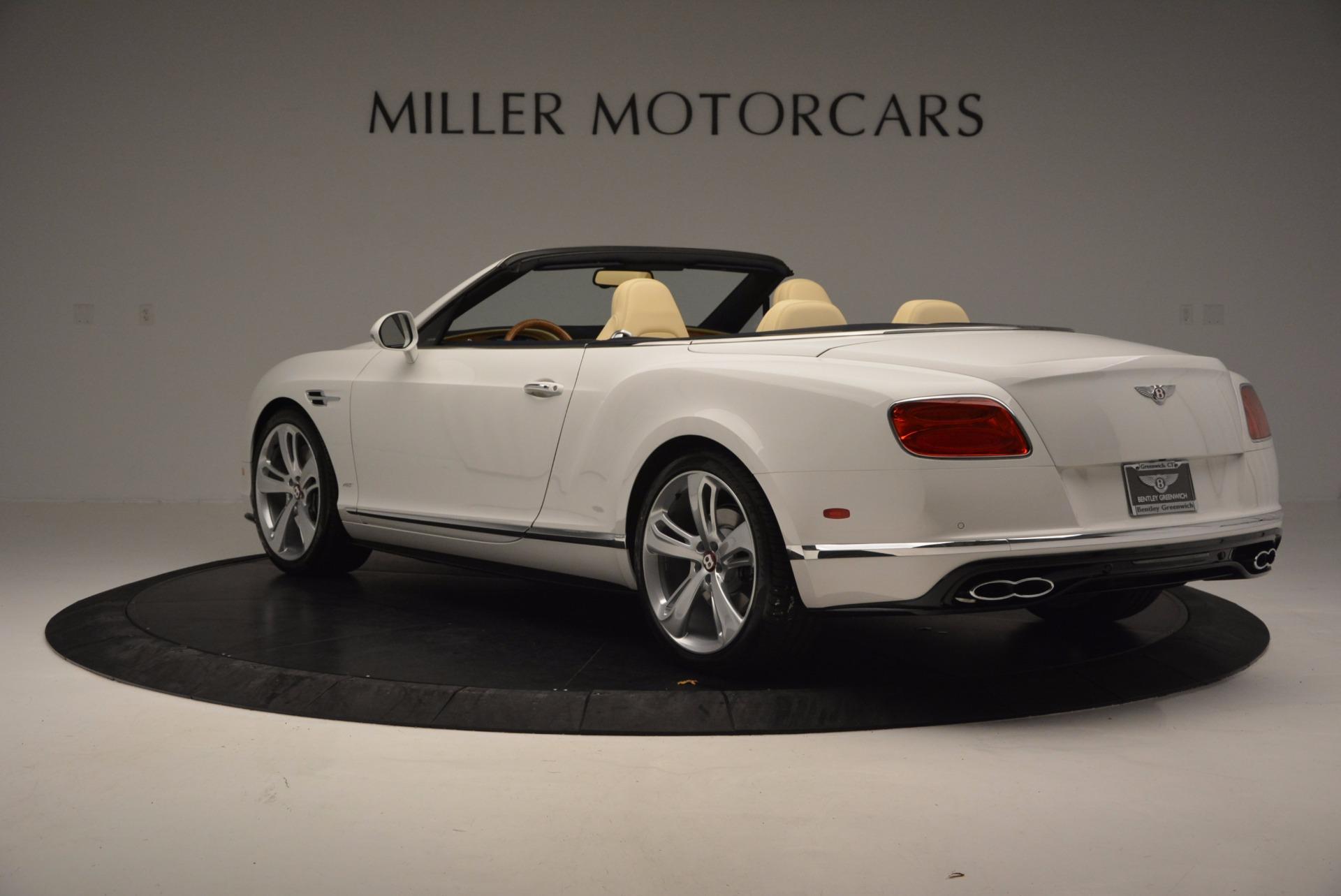 New 2017 Bentley Continental GT V8 S For Sale In Westport, CT 721_p5