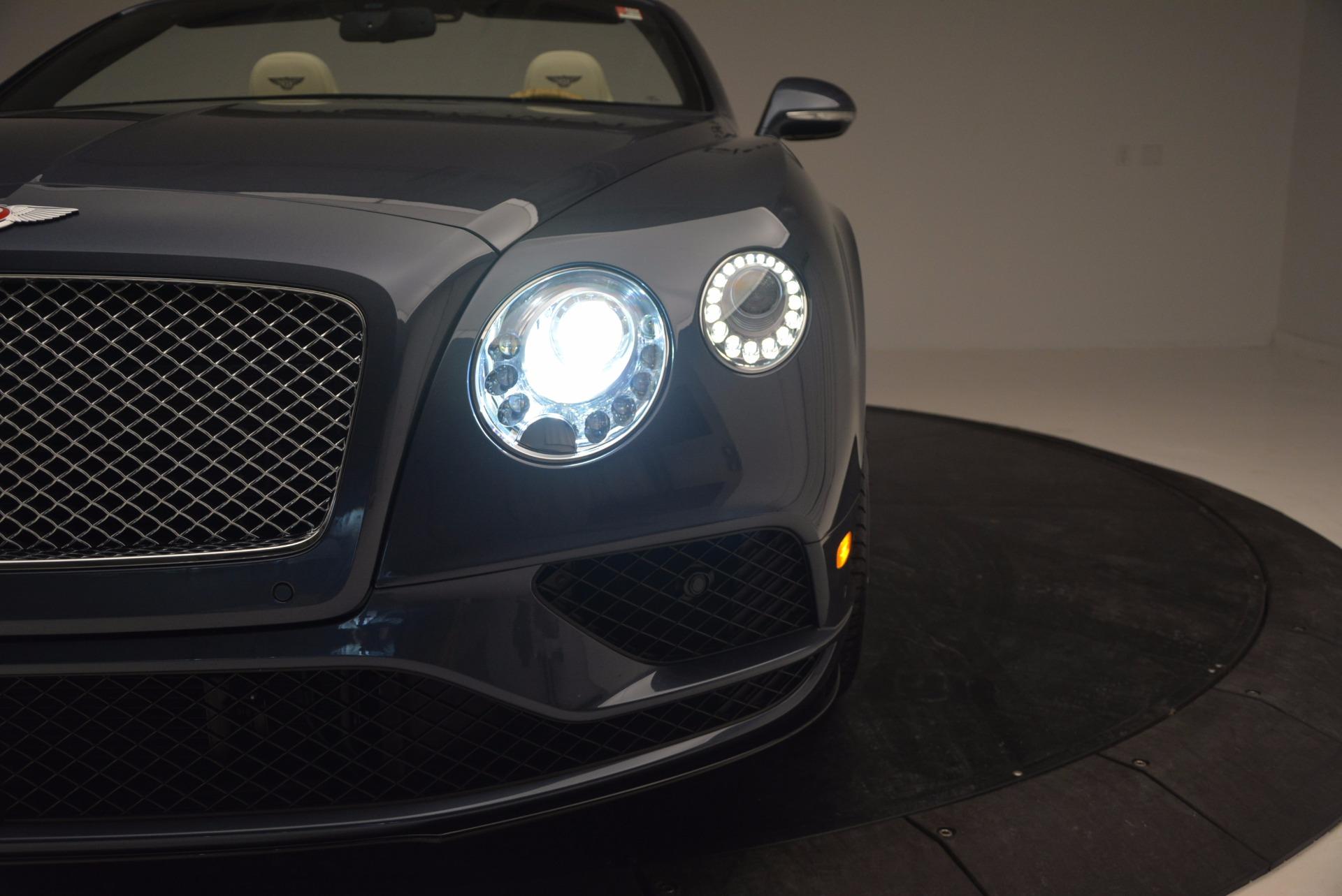 New 2017 Bentley Continental GT V8 S For Sale In Westport, CT 722_p31