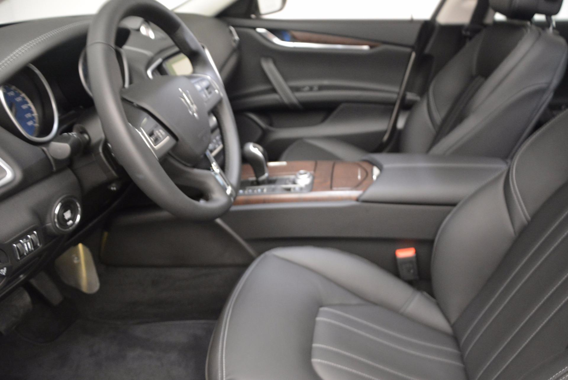 New 2017 Maserati Ghibli SQ4 For Sale In Westport, CT 724_p14