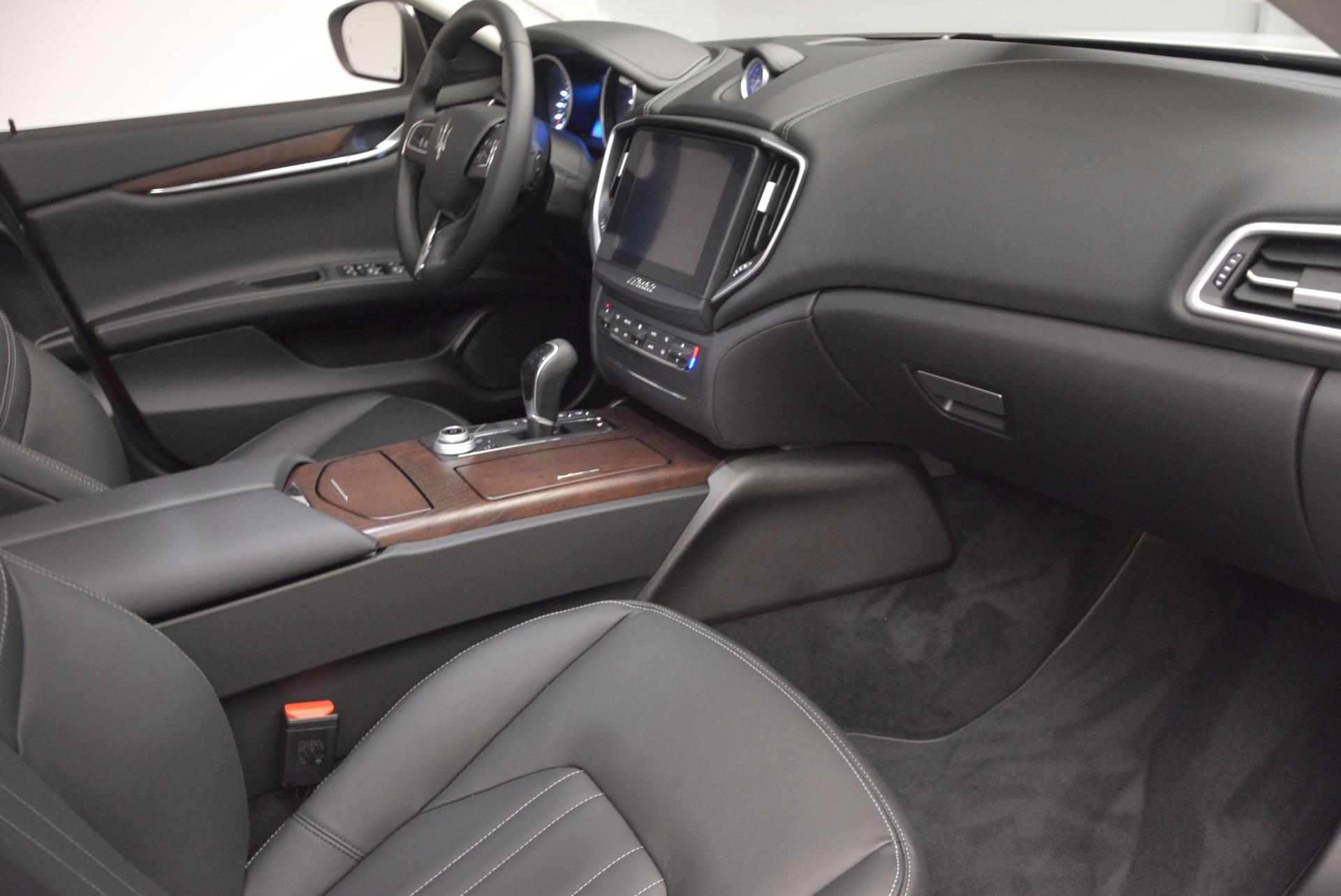 New 2017 Maserati Ghibli SQ4 For Sale In Westport, CT 724_p20