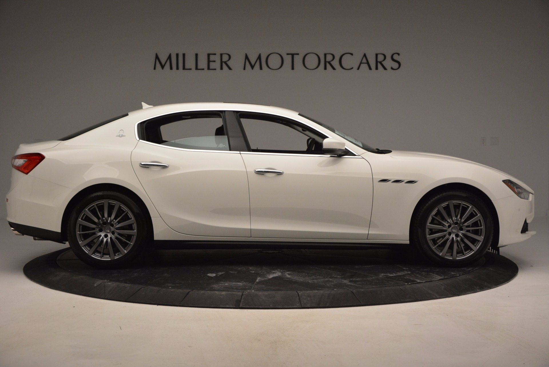 New 2017 Maserati Ghibli SQ4 For Sale In Westport, CT 724_p9