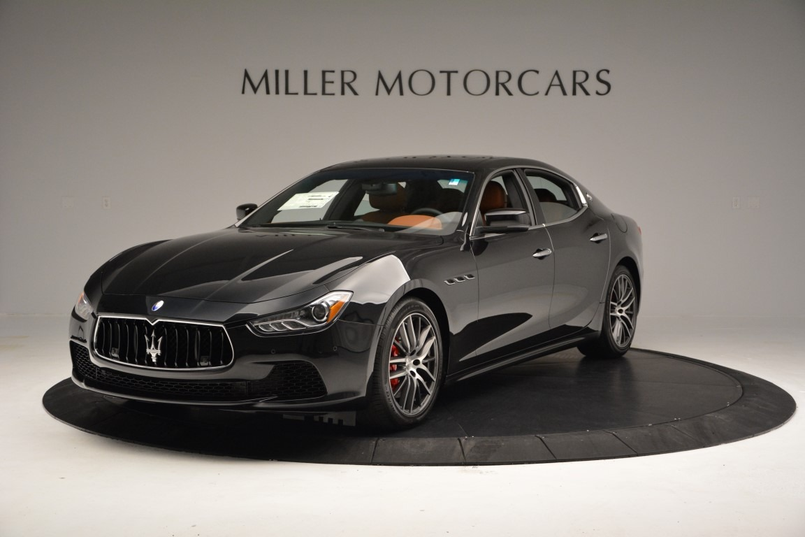 New 2017 Maserati Ghibli S Q4 For Sale In Westport, CT 725_main