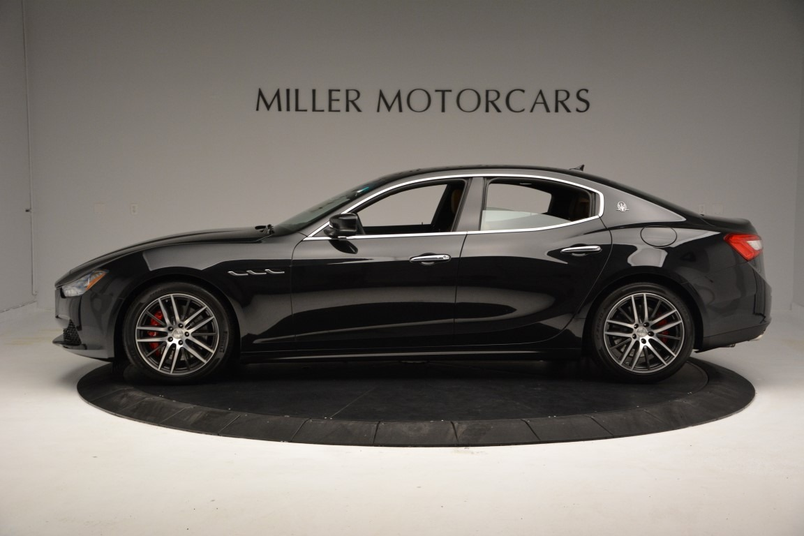 New 2017 Maserati Ghibli S Q4 For Sale In Westport, CT 725_p3