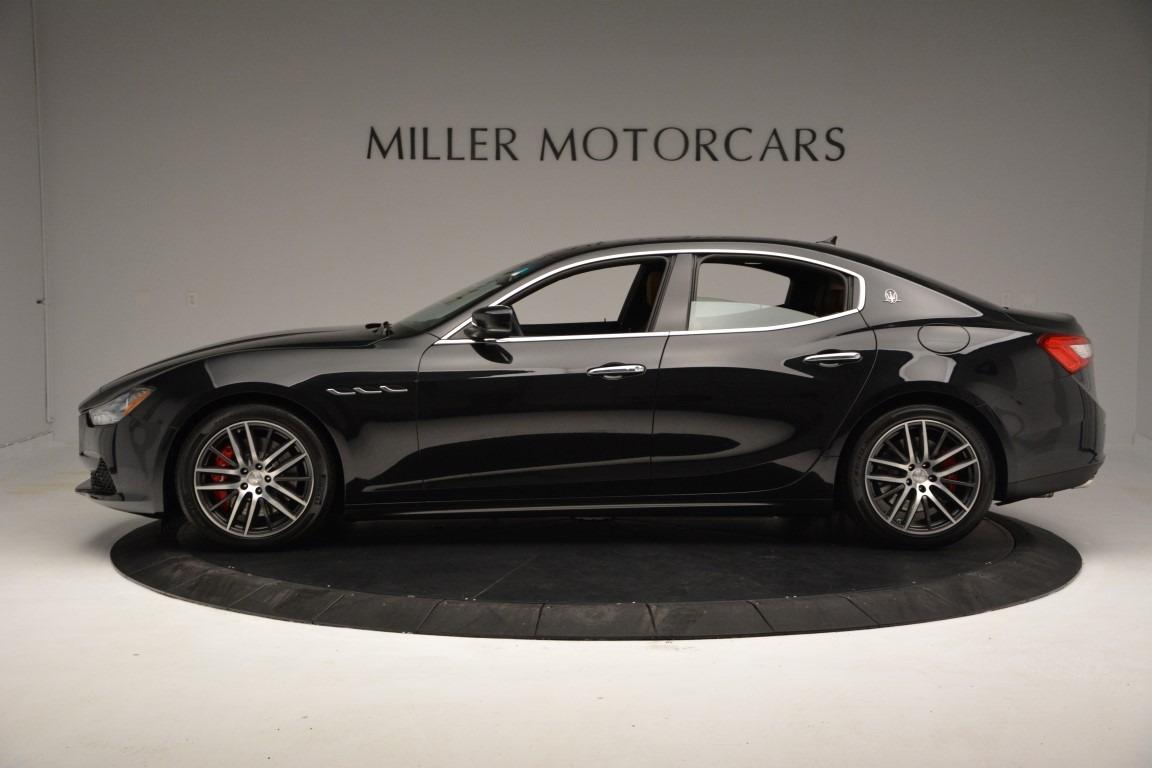 New 2017 Maserati Ghibli S Q4 For Sale In Westport, CT 727_p3