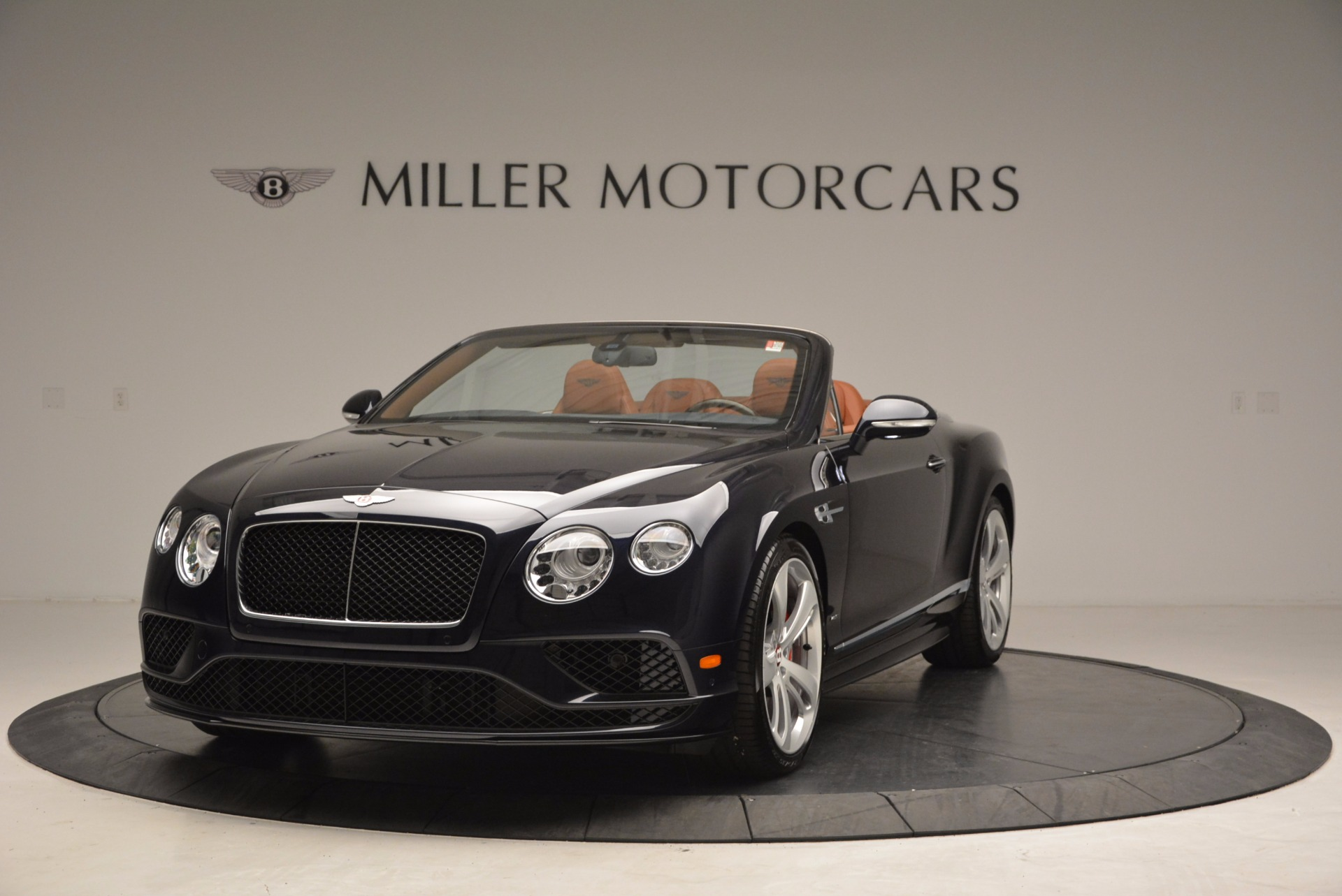 New 2017 Bentley Continental GT V8 S For Sale In Westport, CT 731_main