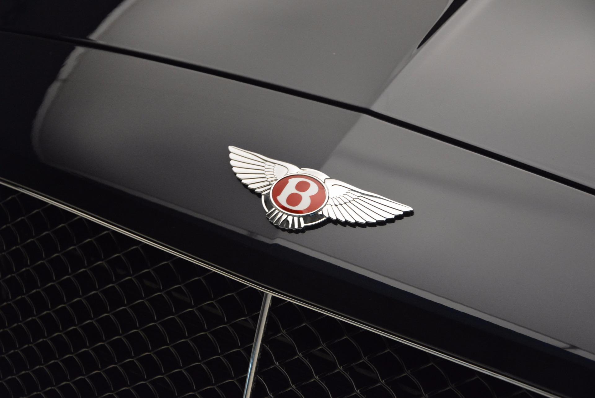 New 2017 Bentley Continental GT V8 S For Sale In Westport, CT 731_p29