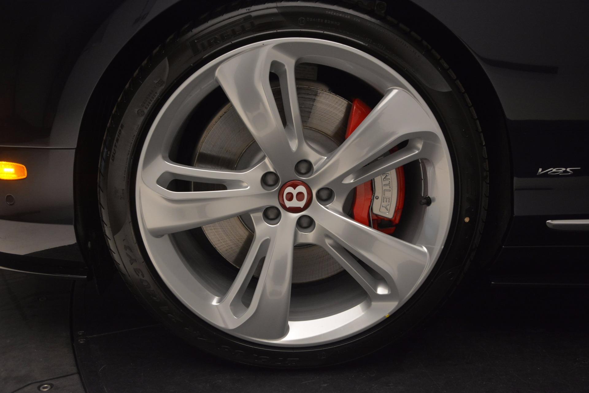 New 2017 Bentley Continental GT V8 S For Sale In Westport, CT 731_p30