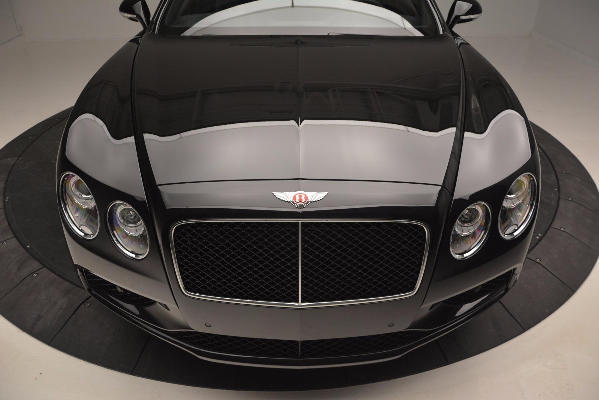 Used 2017 Bentley Flying Spur V8 S For Sale In Westport, CT 732_p13