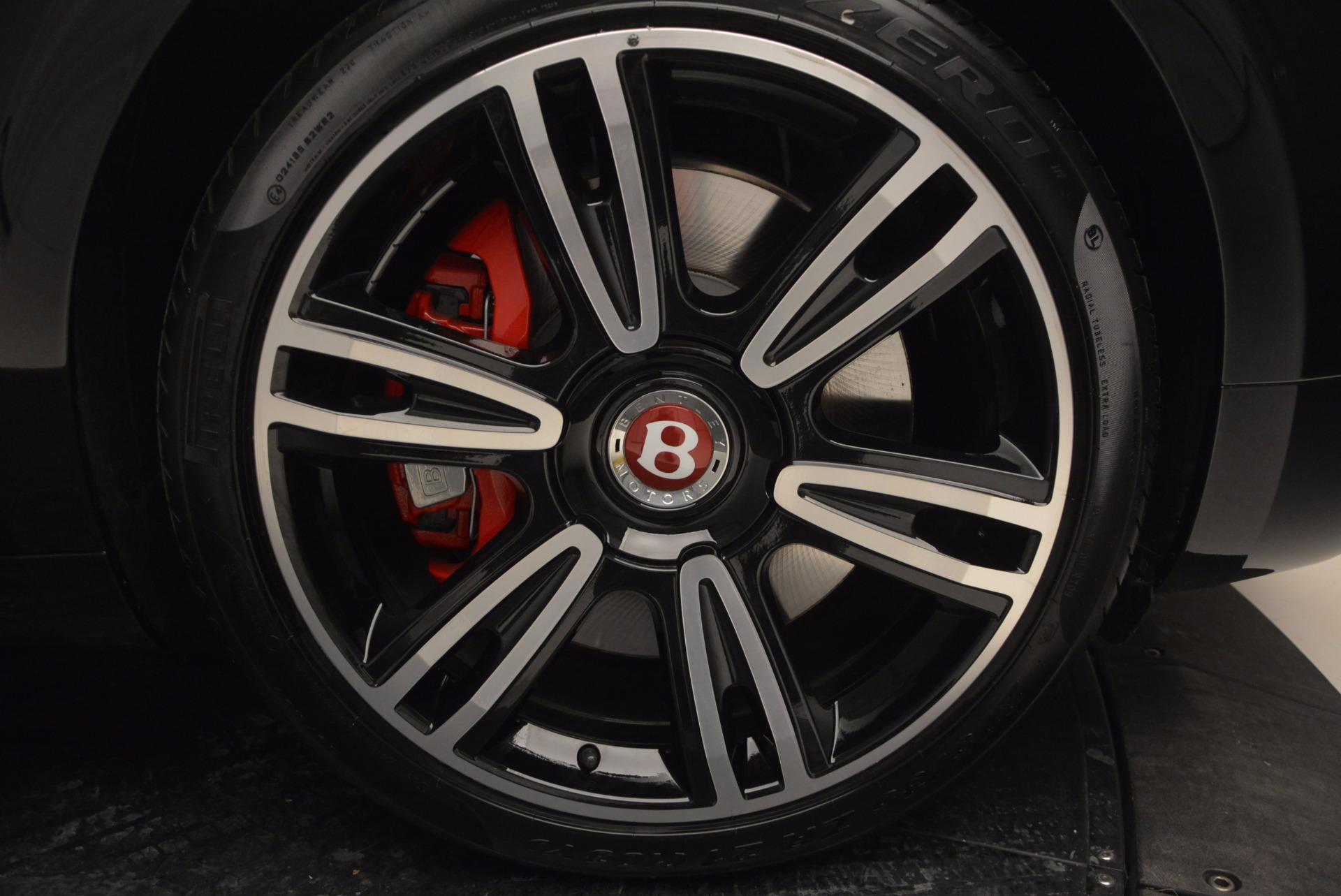 Used 2017 Bentley Flying Spur V8 S For Sale In Westport, CT 732_p16