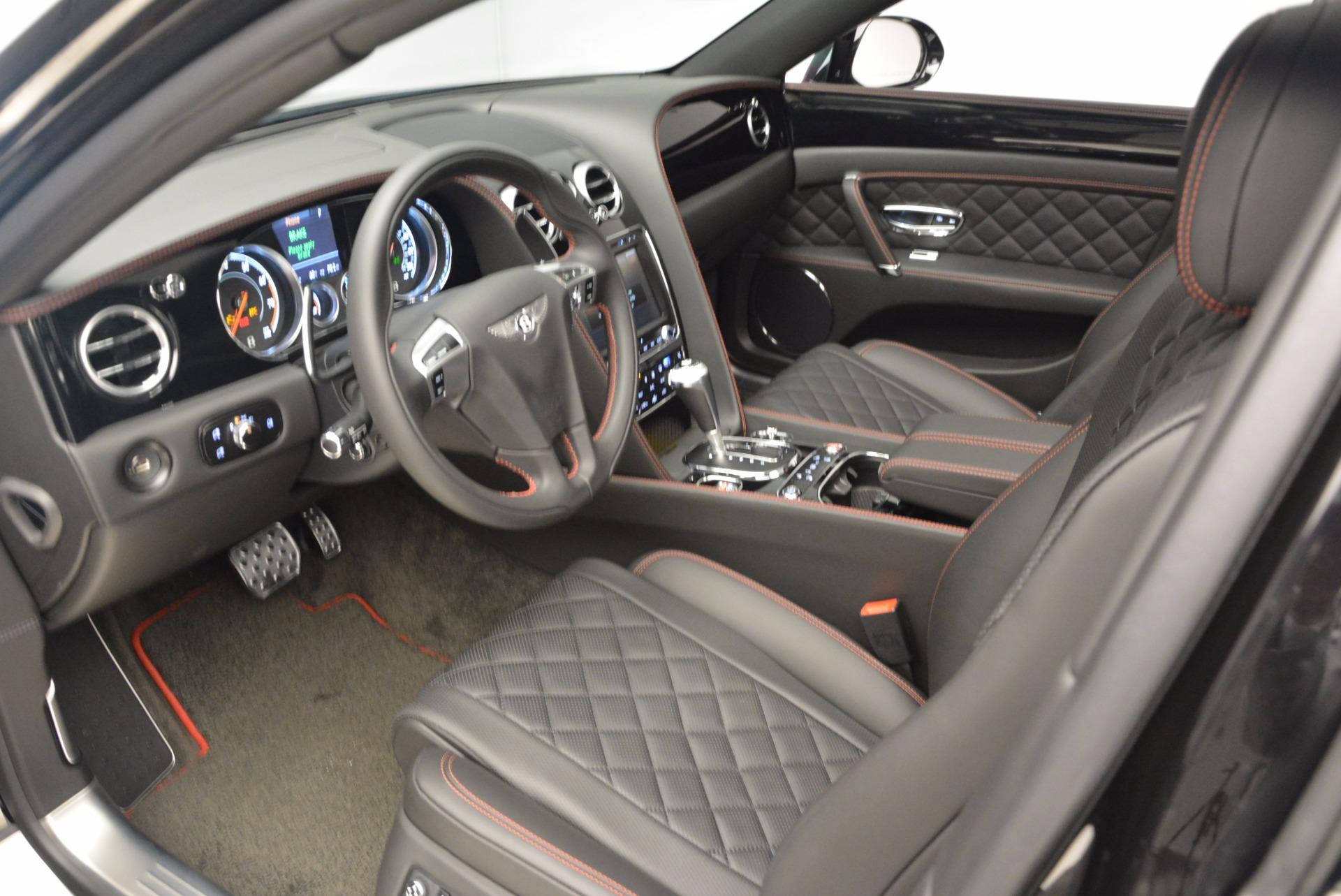 Used 2017 Bentley Flying Spur V8 S For Sale In Westport, CT 732_p19