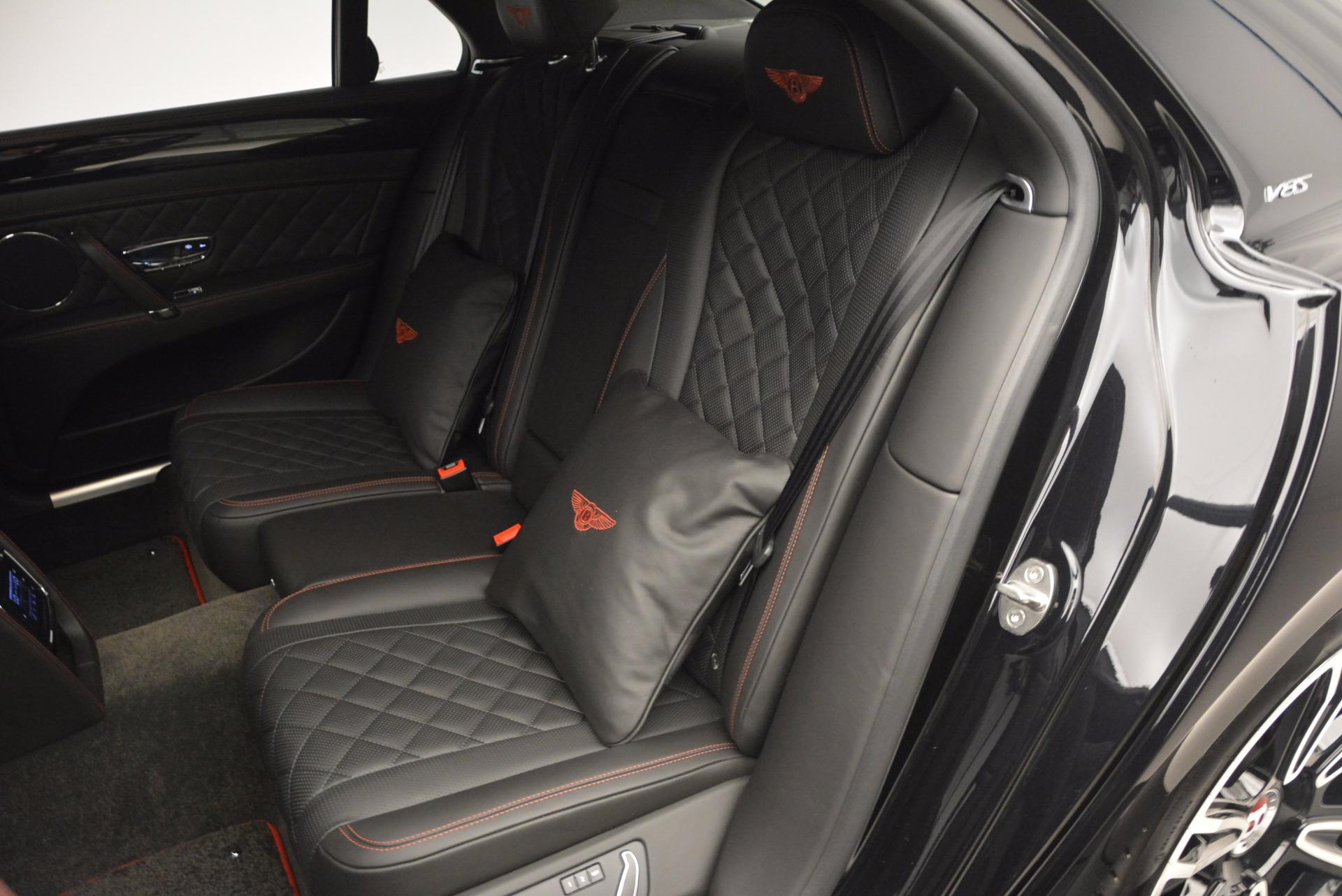 Used 2017 Bentley Flying Spur V8 S For Sale In Westport, CT 732_p20