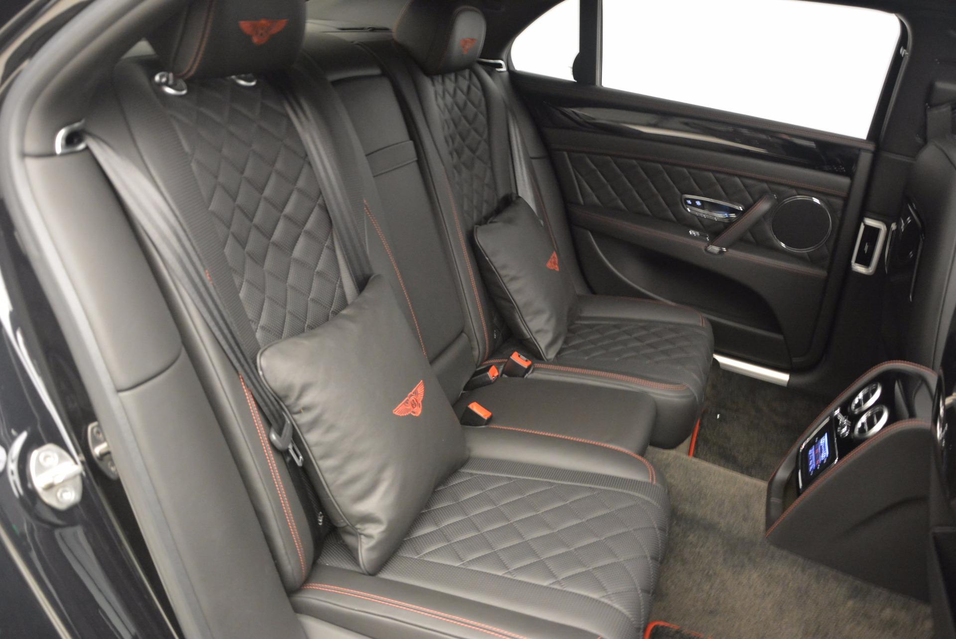 Used 2017 Bentley Flying Spur V8 S For Sale In Westport, CT 732_p23