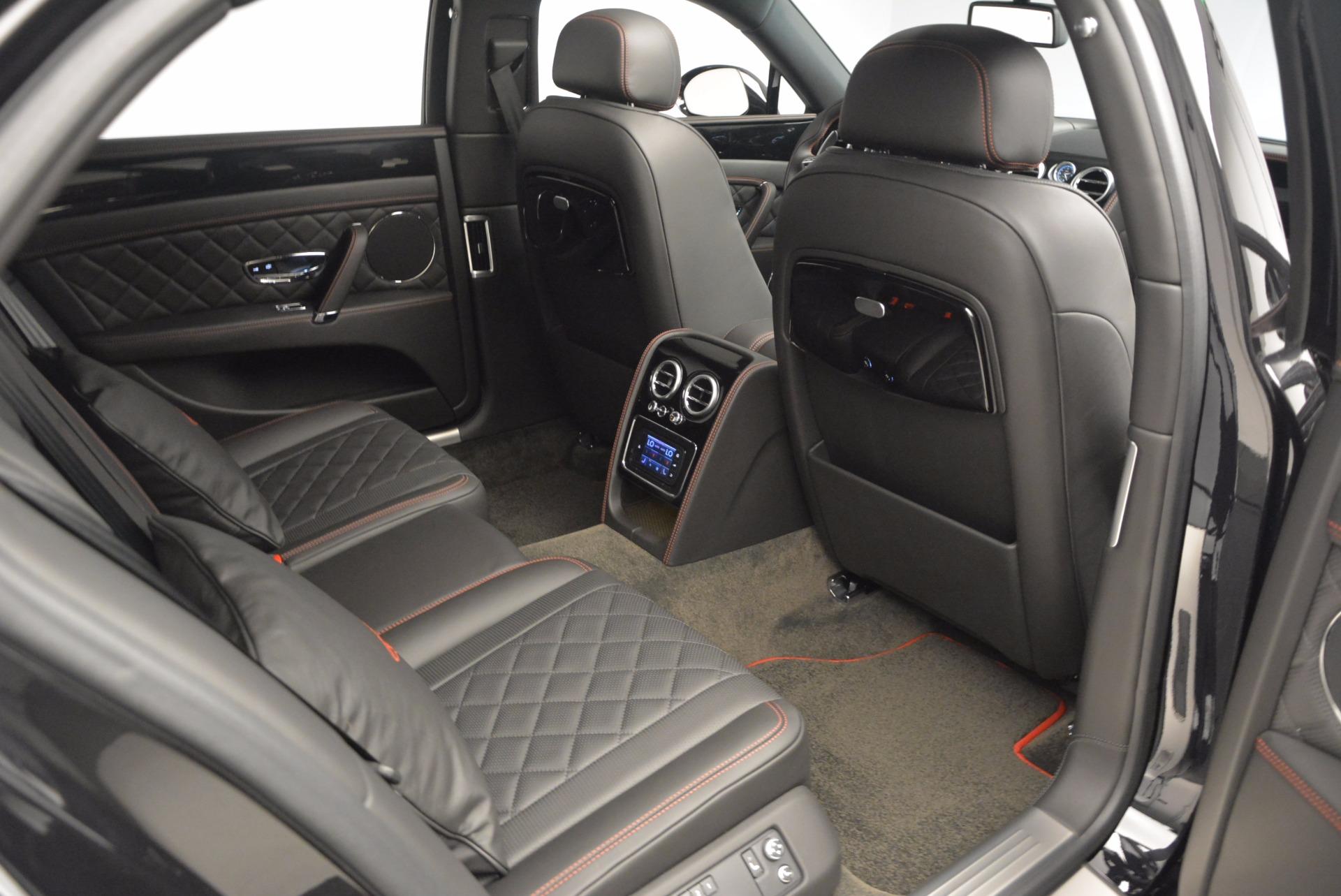 Used 2017 Bentley Flying Spur V8 S For Sale In Westport, CT 732_p24