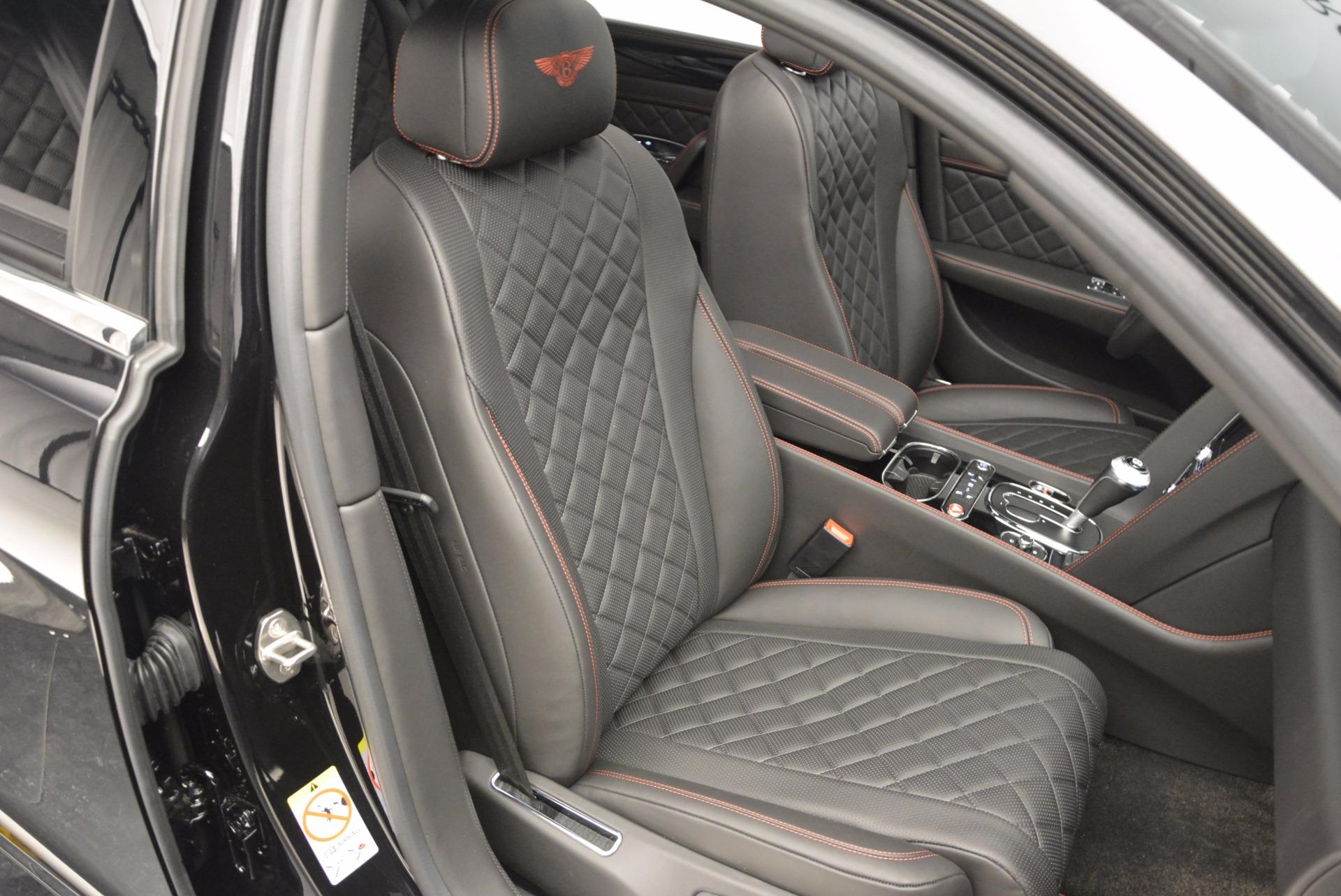 Used 2017 Bentley Flying Spur V8 S For Sale In Westport, CT 732_p25