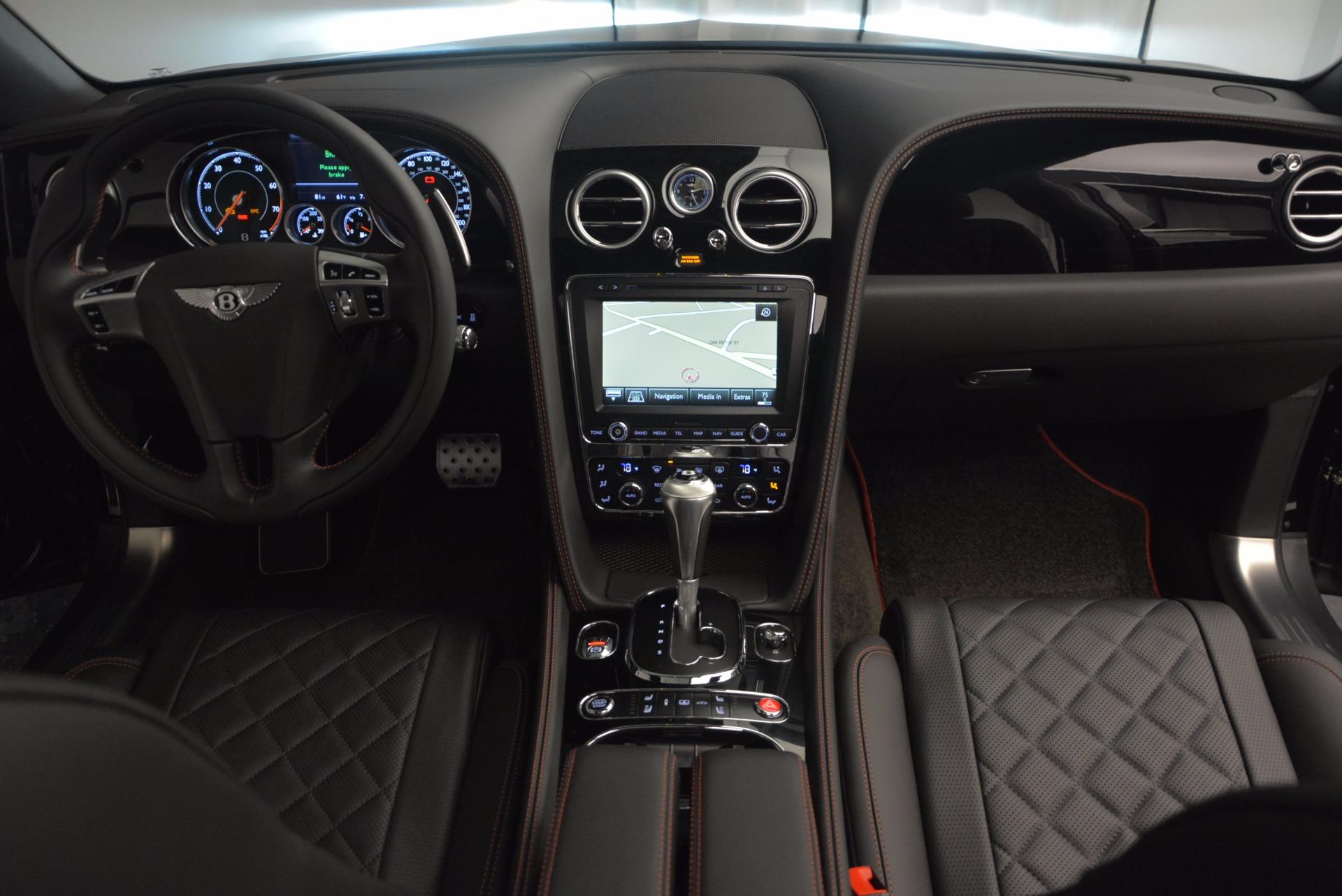 Used 2017 Bentley Flying Spur V8 S For Sale In Westport, CT 732_p27