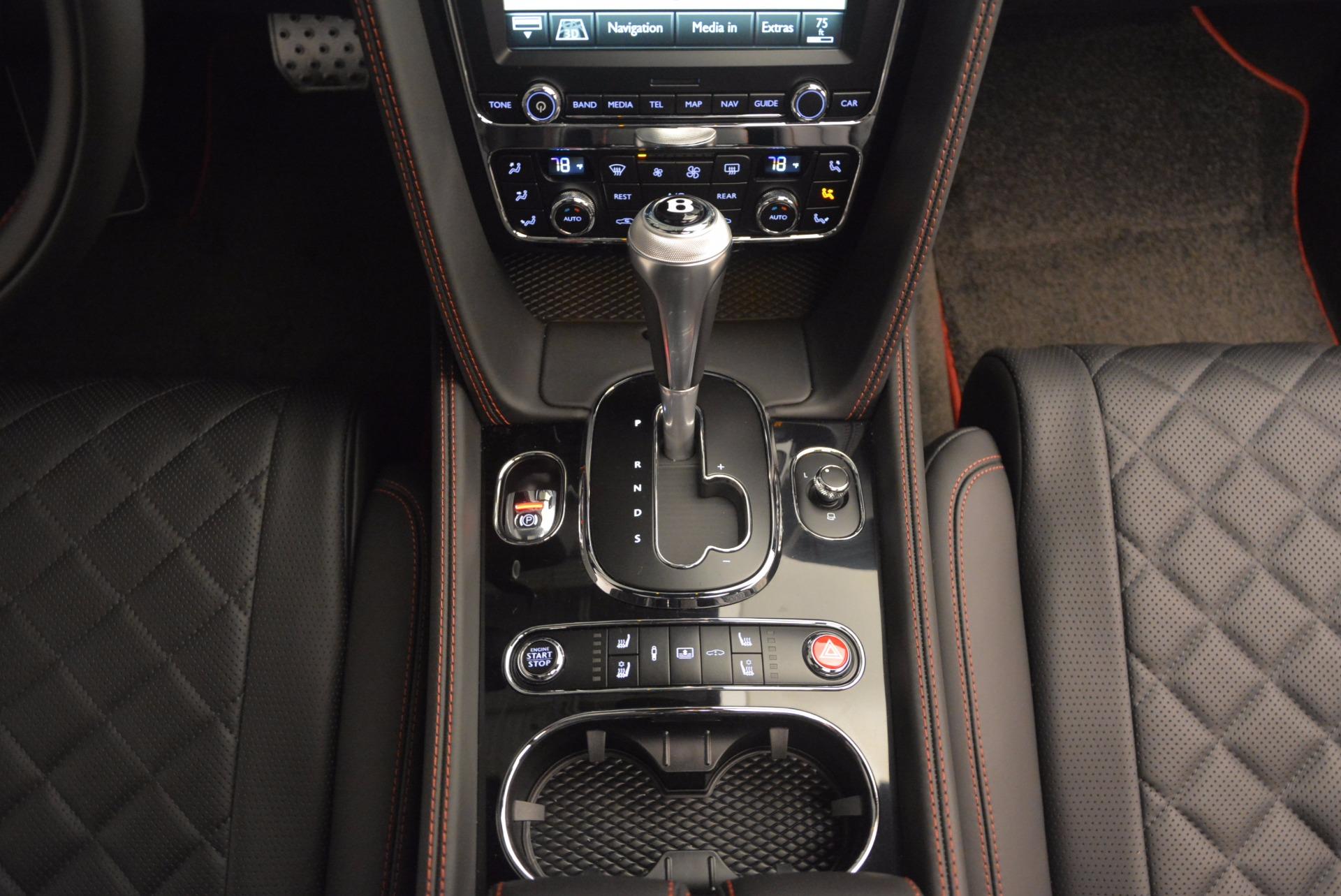 Used 2017 Bentley Flying Spur V8 S For Sale In Westport, CT 732_p29