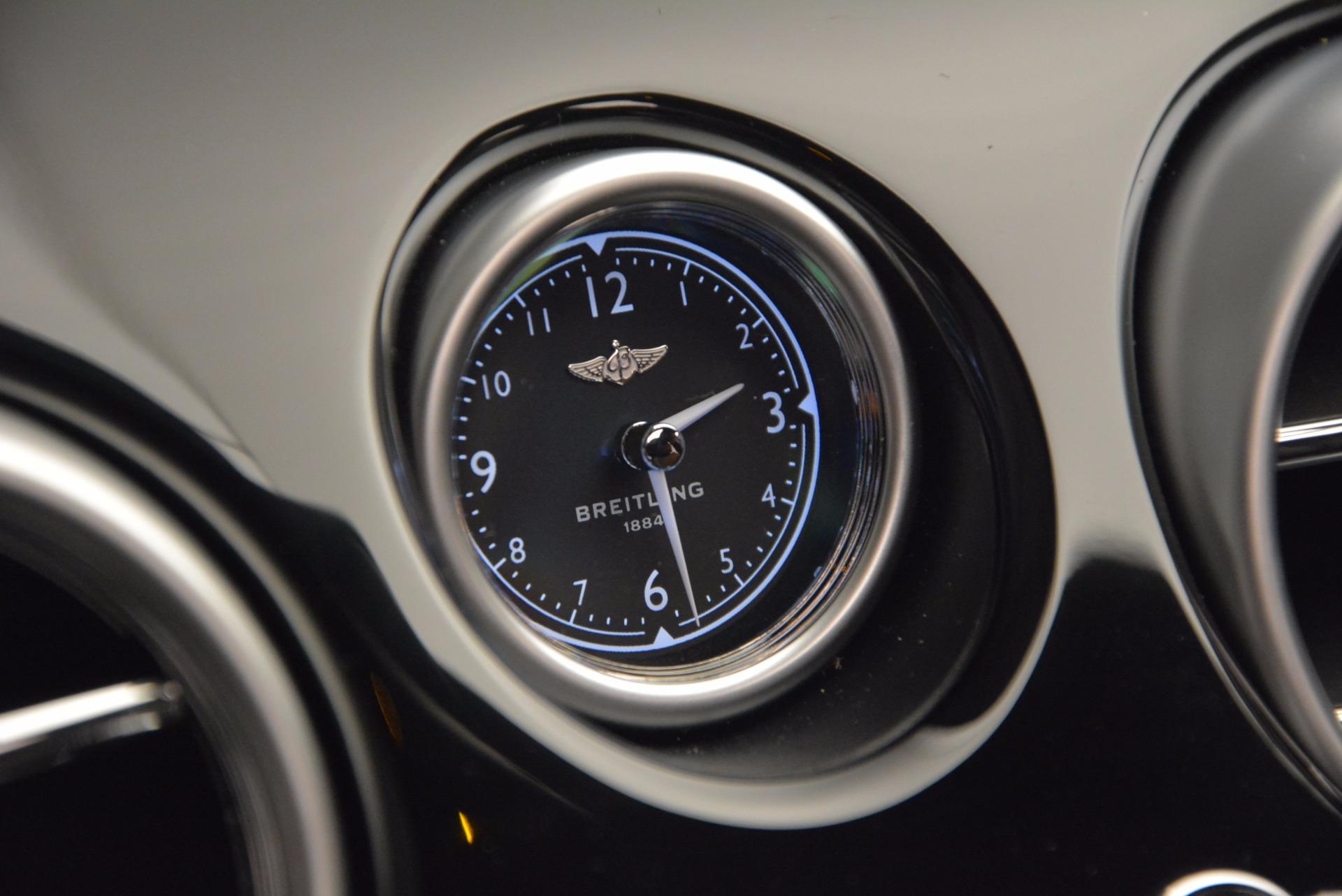Used 2017 Bentley Flying Spur V8 S For Sale In Westport, CT 732_p30