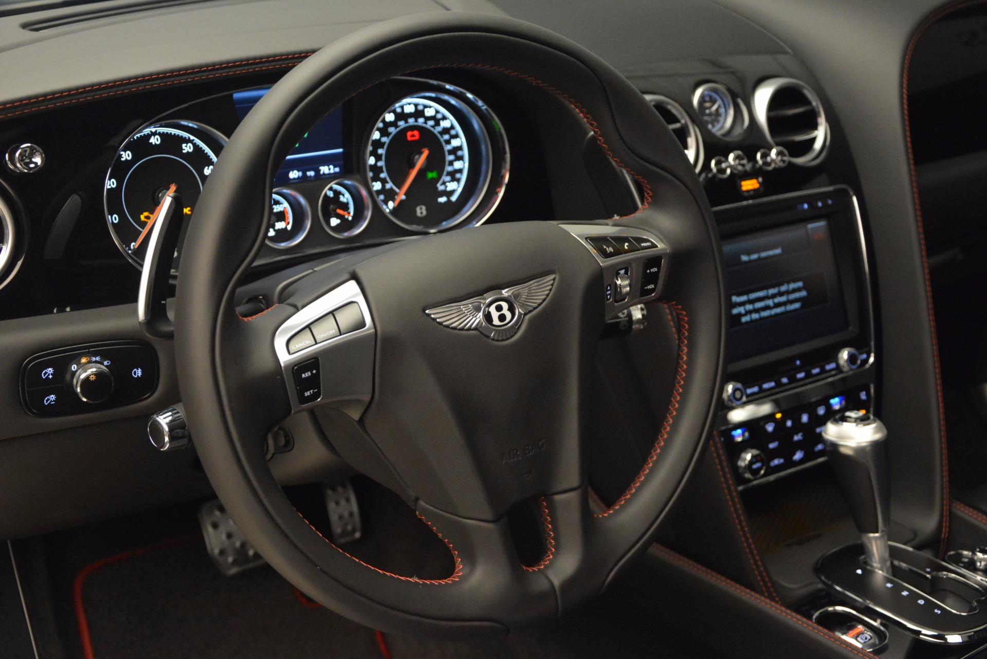 Used 2017 Bentley Flying Spur V8 S For Sale In Westport, CT 732_p31