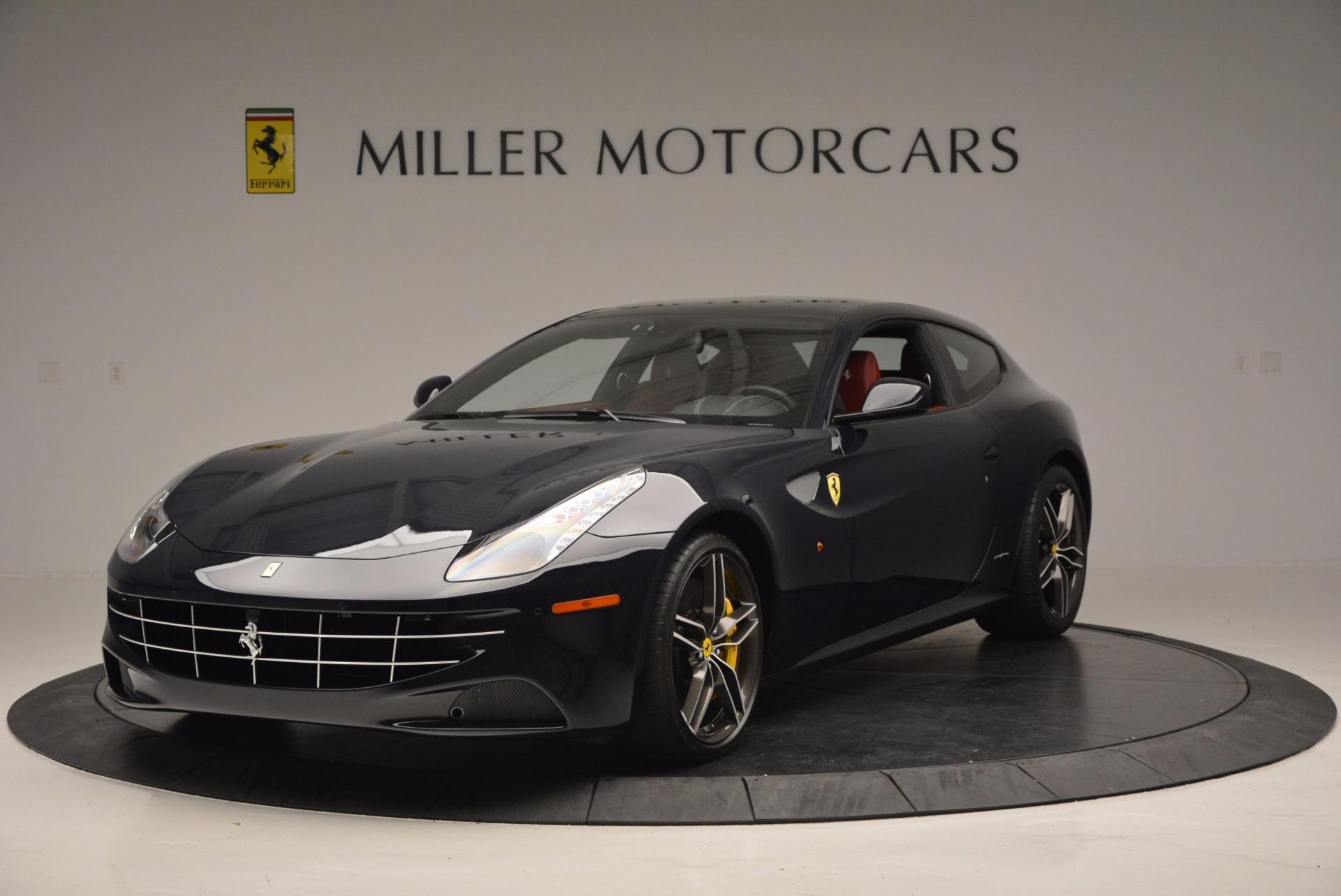 Used 2015 Ferrari FF  For Sale In Westport, CT 735_main