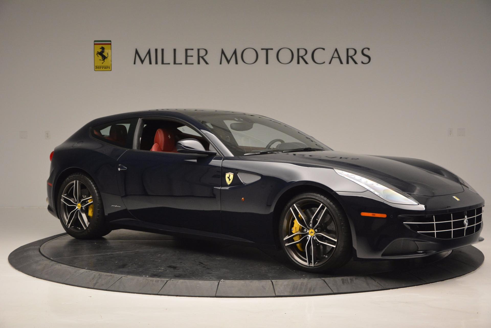 Used 2015 Ferrari FF  For Sale In Westport, CT 735_p10