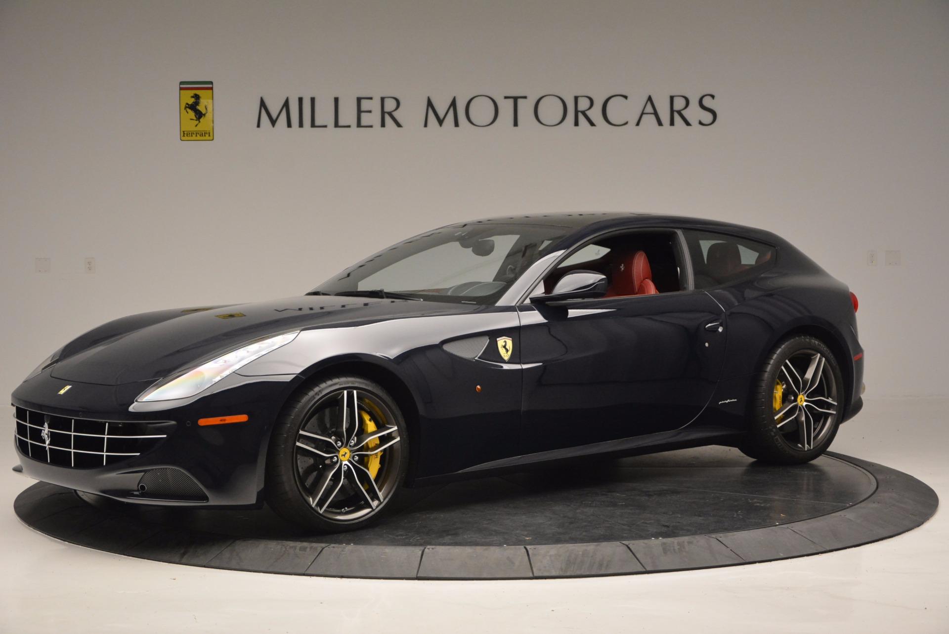 Used 2015 Ferrari FF  For Sale In Westport, CT 735_p2