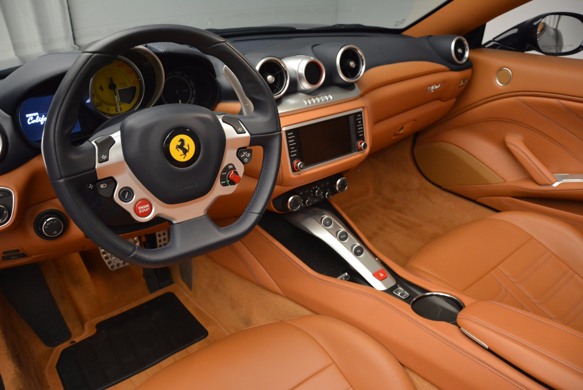 Used 2015 Ferrari California T  For Sale In Westport, CT 737_p25