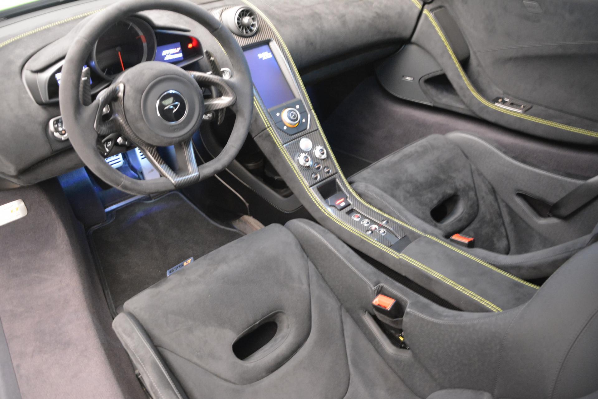 Used 2016 McLaren 675LT  For Sale In Westport, CT 74_p17