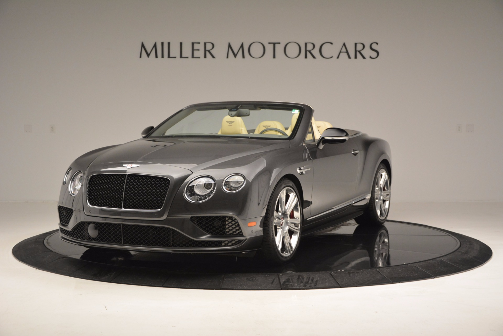 Used 2017 Bentley Continental GT V8 S For Sale In Westport, CT 740_main