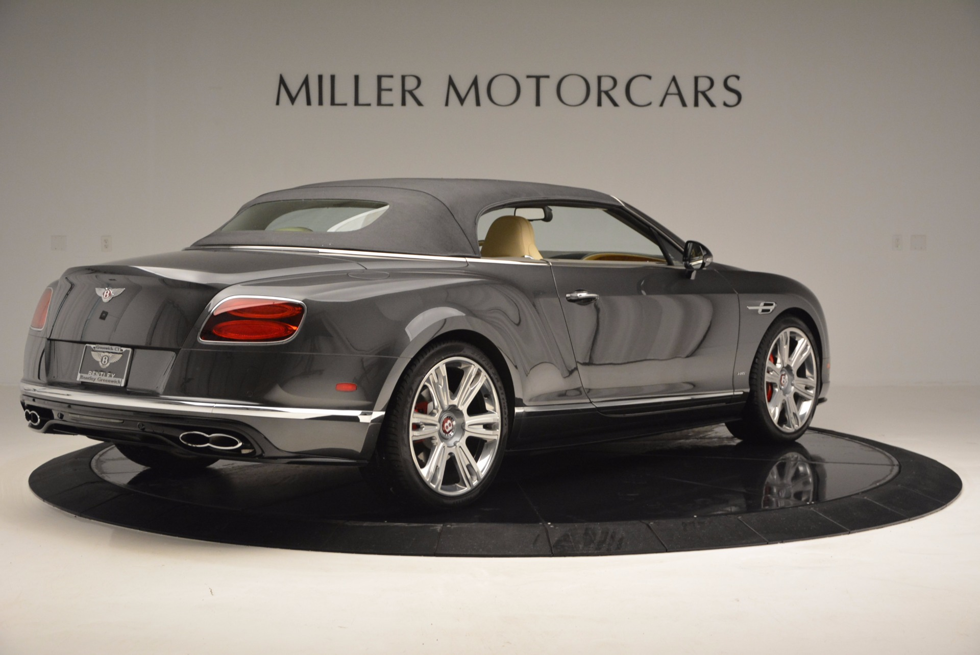 Used 2017 Bentley Continental GT V8 S For Sale In Westport, CT 740_p17