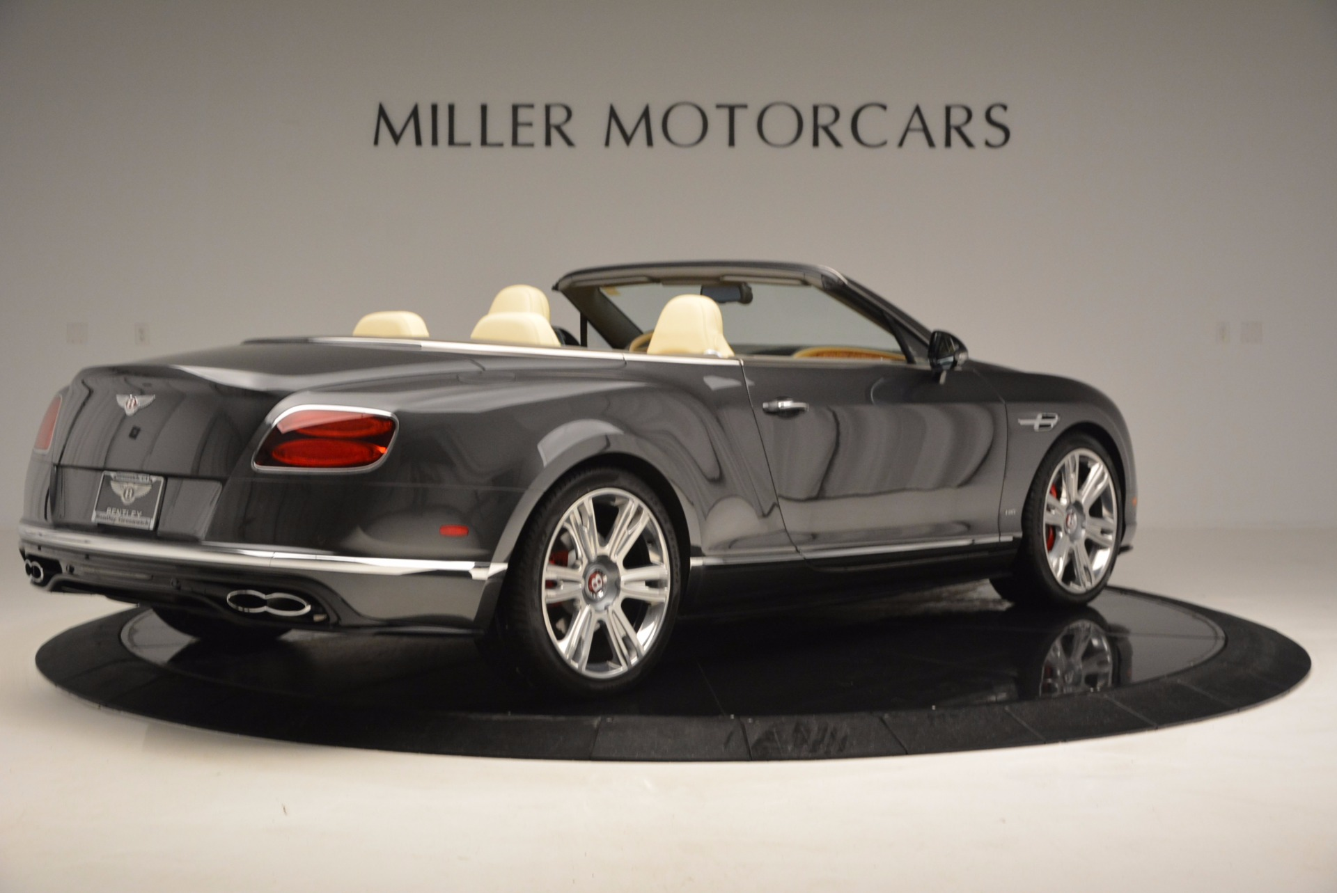 Used 2017 Bentley Continental GT V8 S For Sale In Westport, CT 740_p6