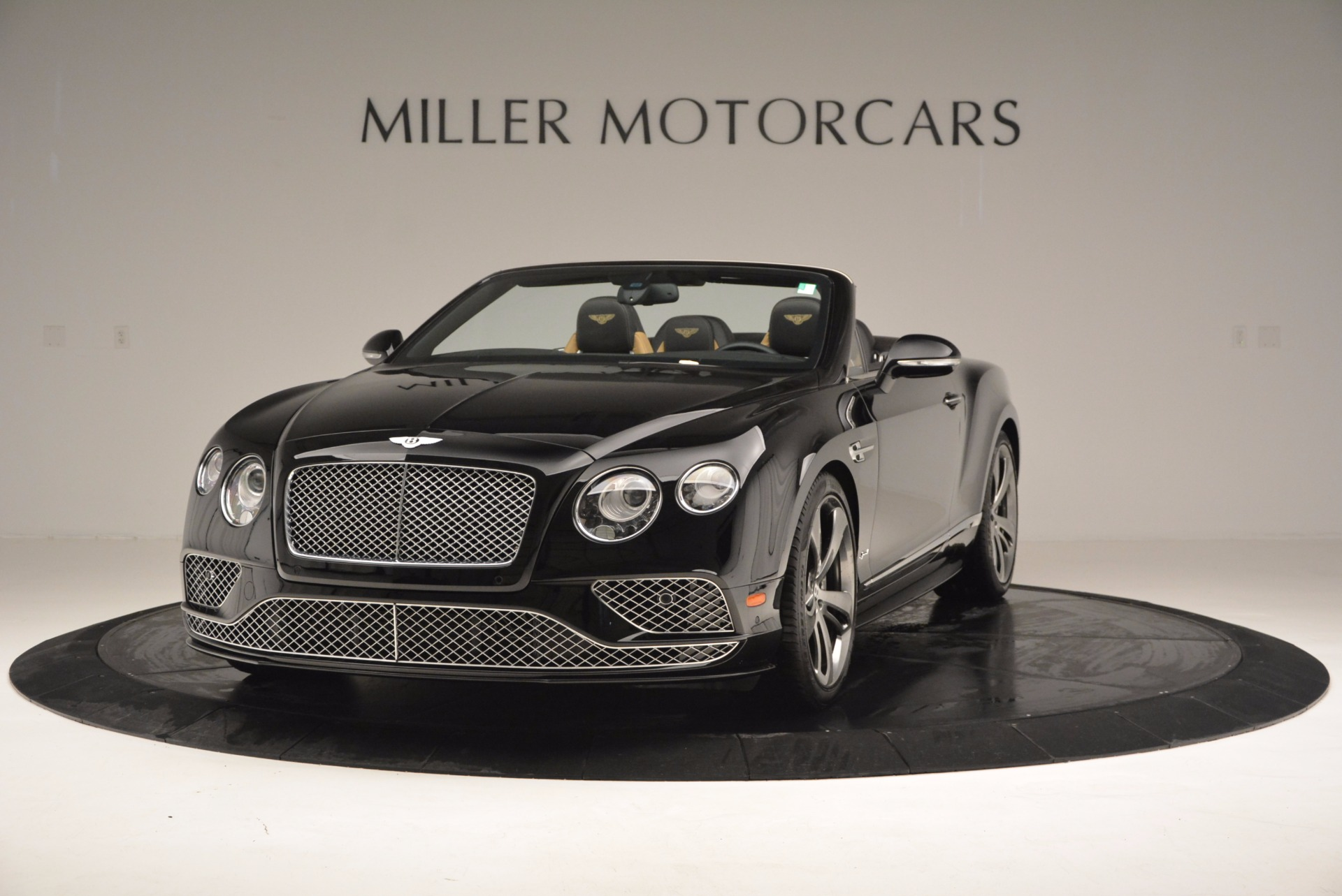 Used 2016 Bentley Continental GT Speed Convertible  For Sale In Westport, CT 741_main