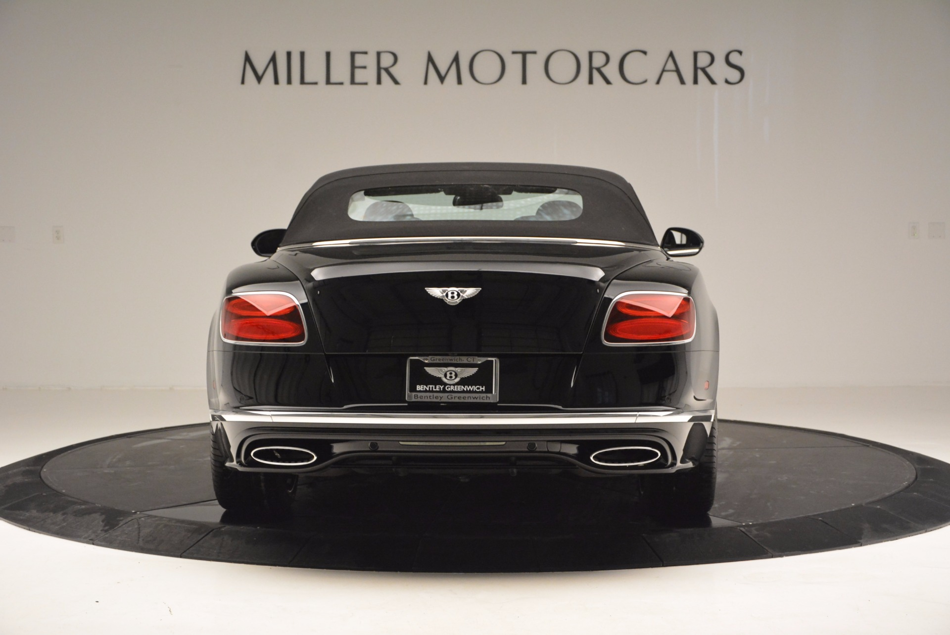 Used 2016 Bentley Continental GT Speed Convertible  For Sale In Westport, CT 741_p17
