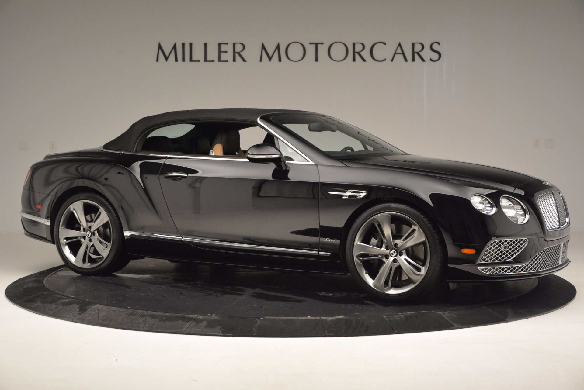 Used 2016 Bentley Continental GT Speed Convertible  For Sale In Westport, CT 741_p19