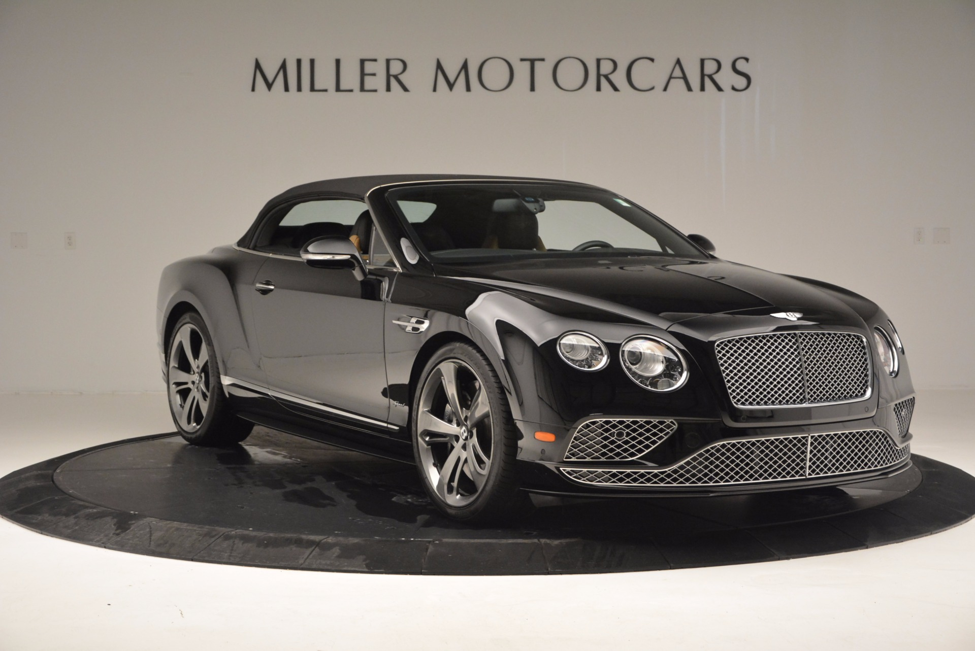 Used 2016 Bentley Continental GT Speed Convertible  For Sale In Westport, CT 741_p20