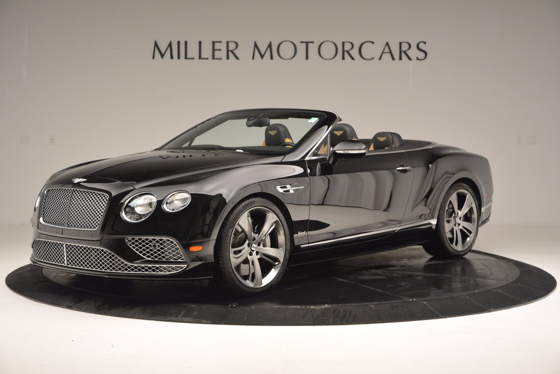 Used 2016 Bentley Continental GT Speed Convertible  For Sale In Westport, CT 741_p2